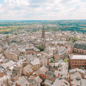 The Pretty Little City Of Rodez In The South Of France (46)