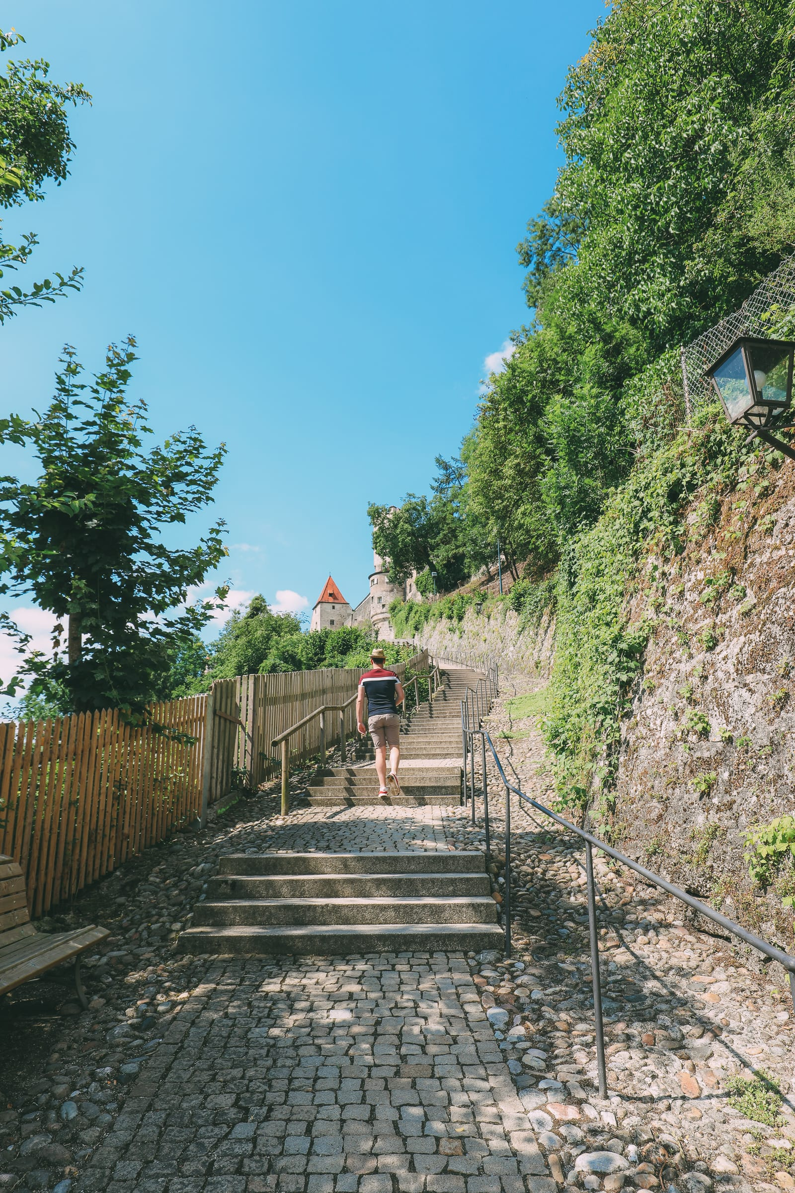 Burghausen Castle - The Longest Castle In The Entire World! (21)