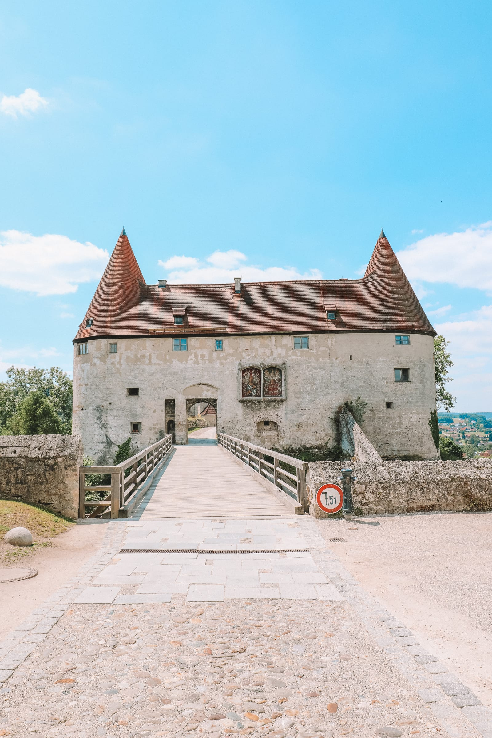 Burghausen Castle - The Longest Castle In The Entire World! (60)
