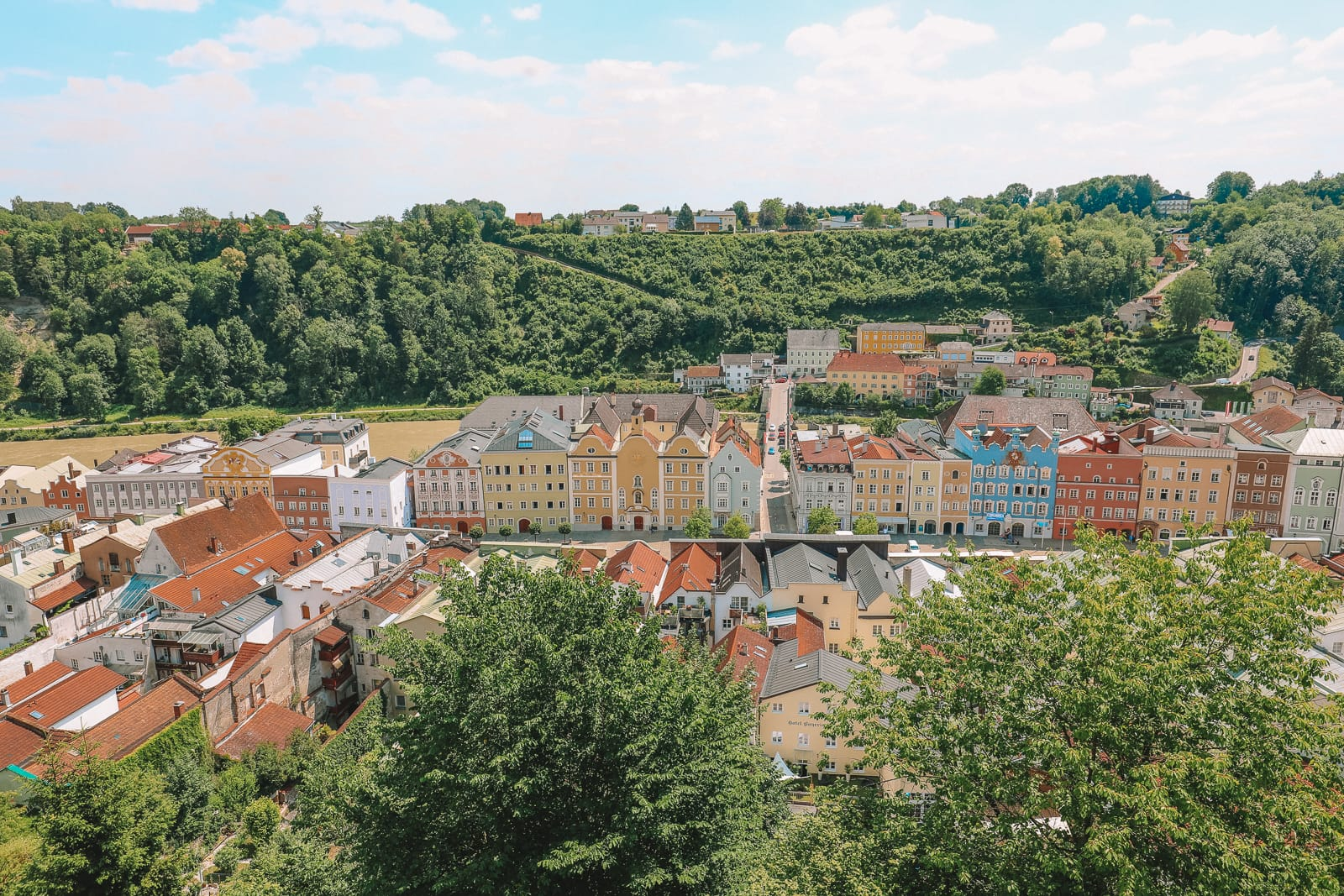 Burghausen Castle - The Longest Castle In The Entire World! (63)