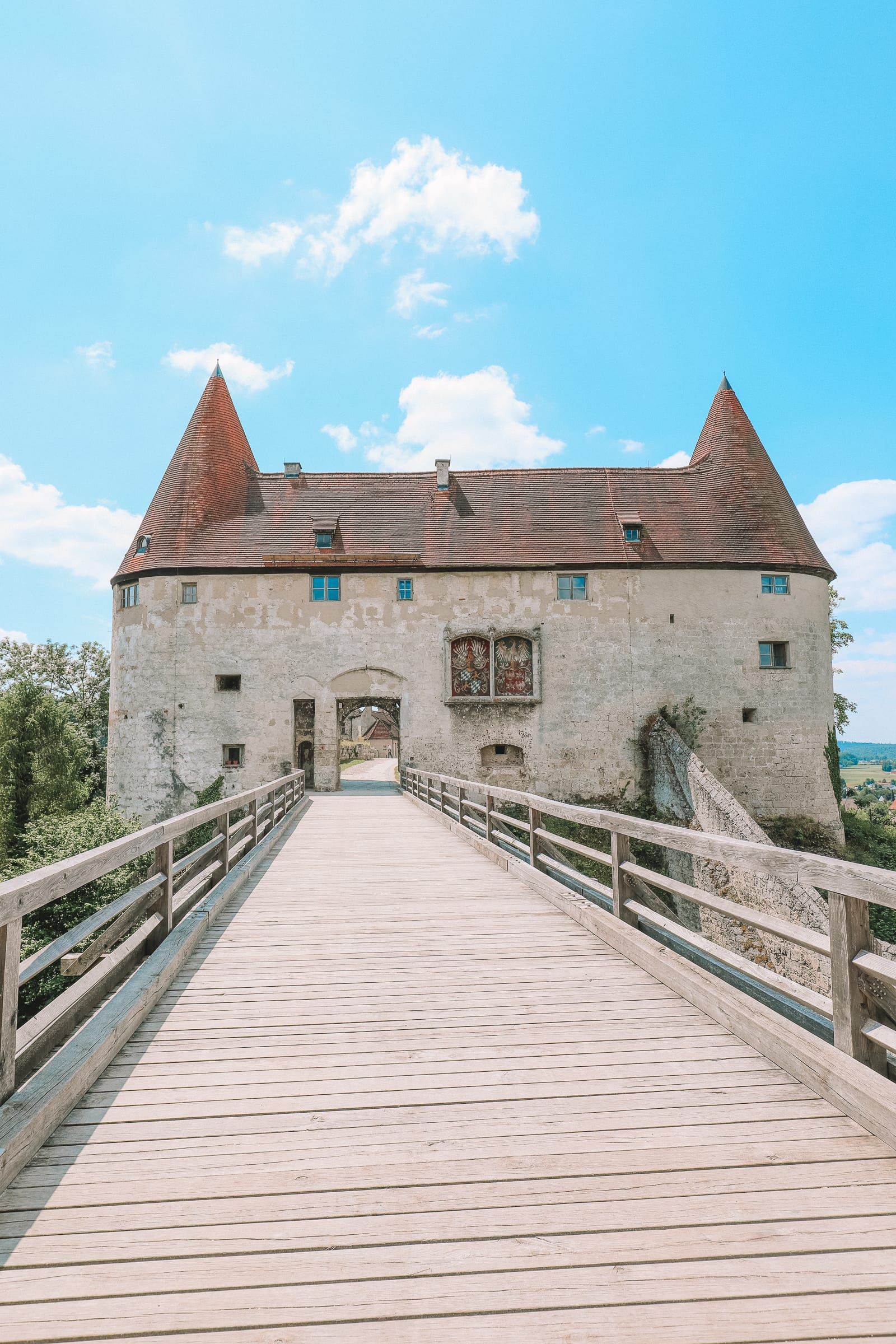 Burghausen Castle - The Longest Castle In The Entire World! (69)