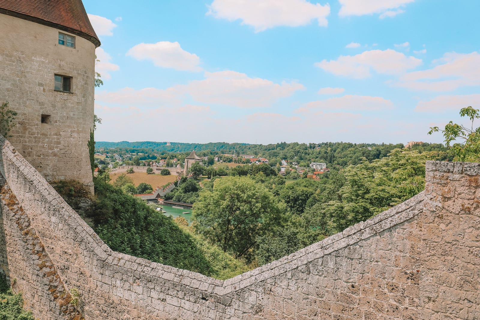 Burghausen Castle - The Longest Castle In The Entire World! (70)