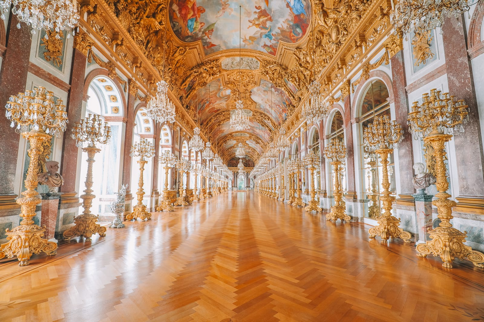 Herrenchiemsee Palace - One Of The Most Beautiful And Grandest Palaces In Germany You Have To Visit! (35)
