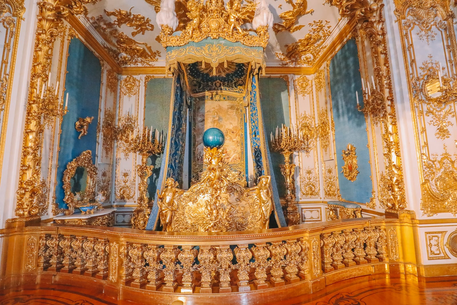 Herrenchiemsee Palace - One Of The Most Beautiful And Grandest Palaces In Germany You Have To Visit! (44)