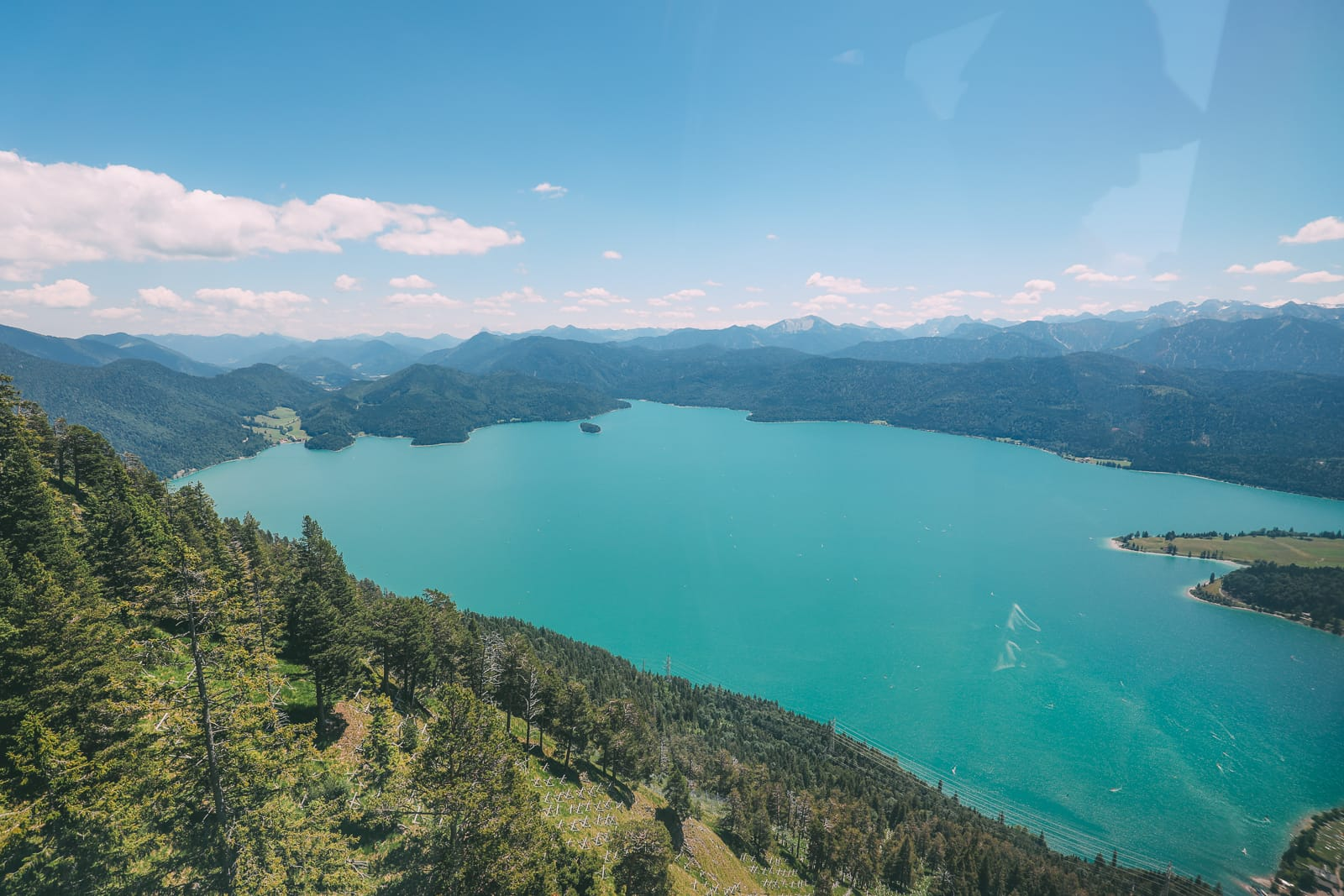 Walchensee - One Of The Most Beautiful Views In The Alps Of Germany (...And It's Got A Beach Too!) (1)