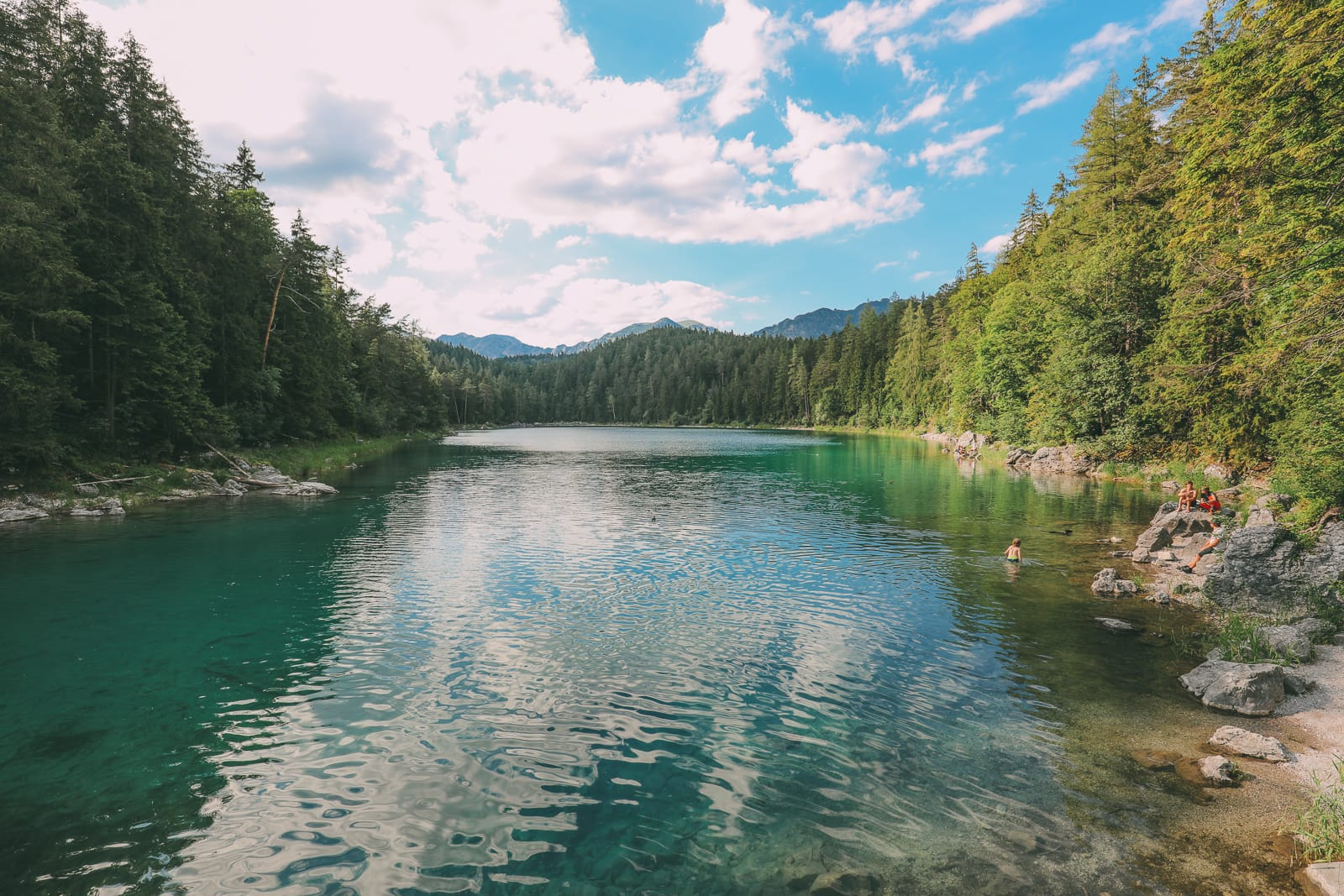 Zugspitze And Eibsee - The Tallest Mountain And One Of The Most Beautiful Lakes In Germany! (23)