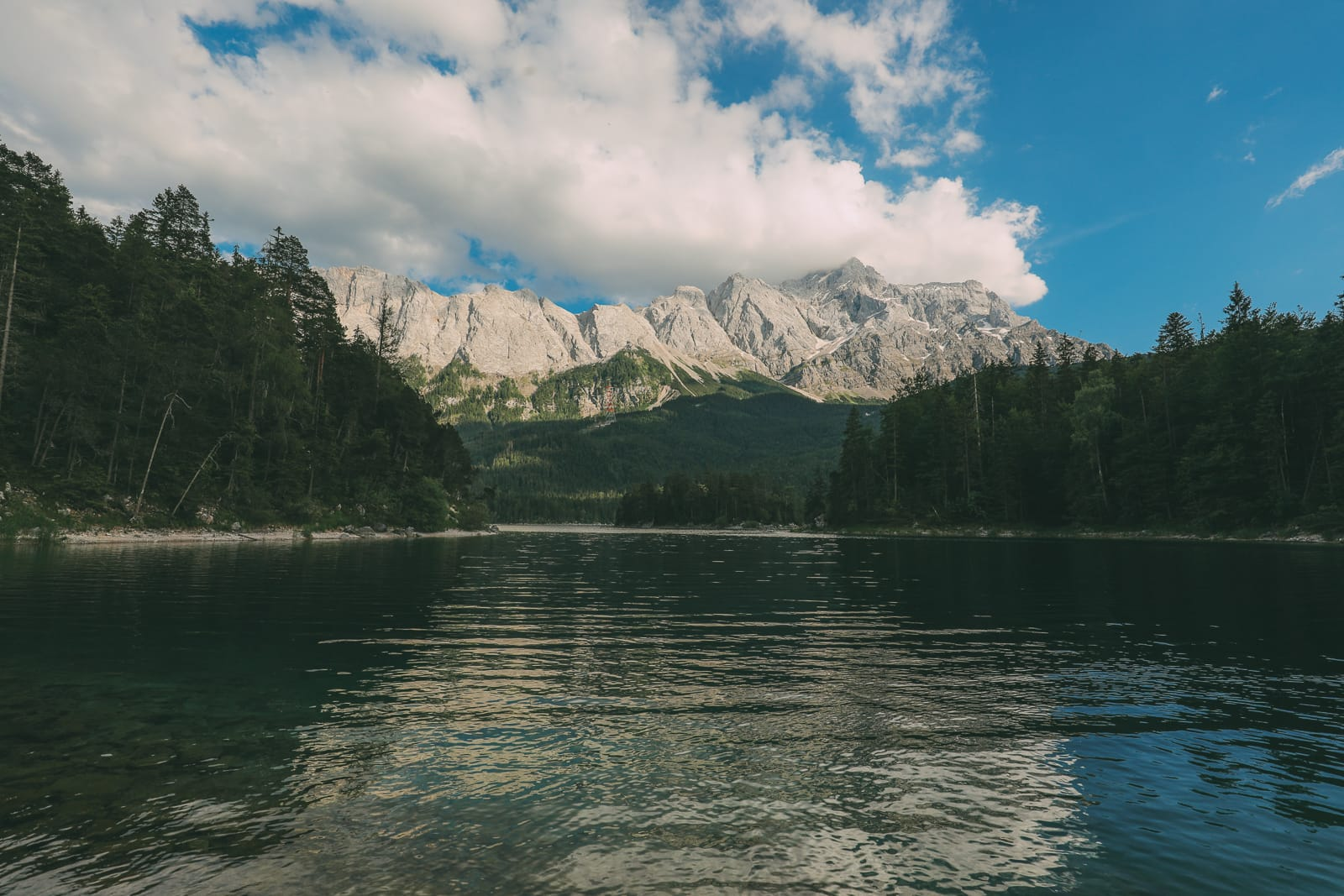 Zugspitze And Eibsee - The Tallest Mountain And One Of The Most Beautiful Lakes In Germany! (28)