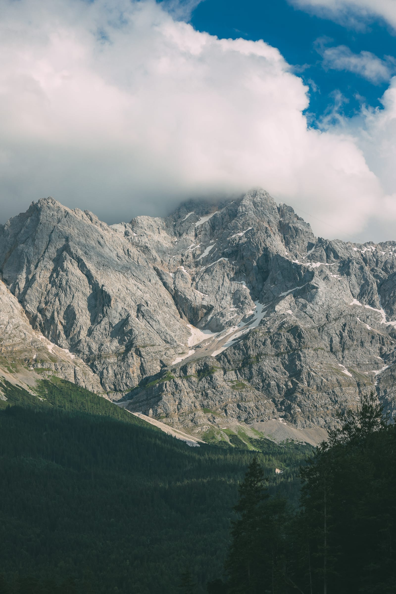 Zugspitze And Eibsee - The Tallest Mountain And One Of The Most Beautiful Lakes In Germany! (29)