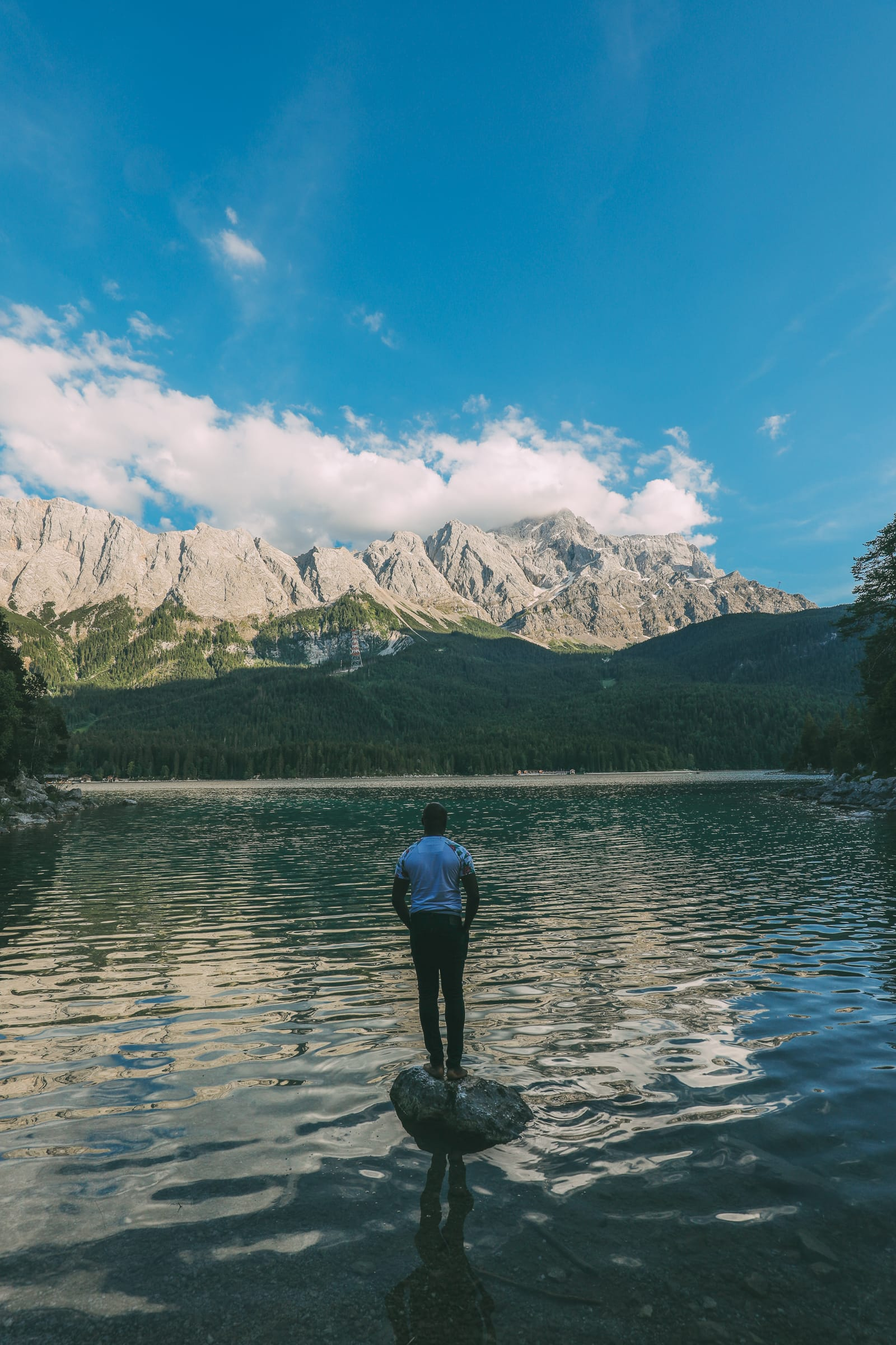 Zugspitze And Eibsee - The Tallest Mountain And One Of The Most Beautiful Lakes In Germany! (33)