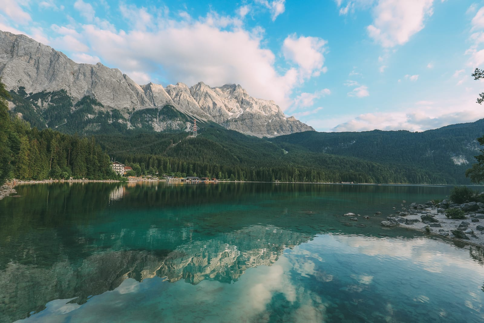 Zugspitze And Eibsee - The Tallest Mountain And One Of The Most Beautiful Lakes In Germany! (39)
