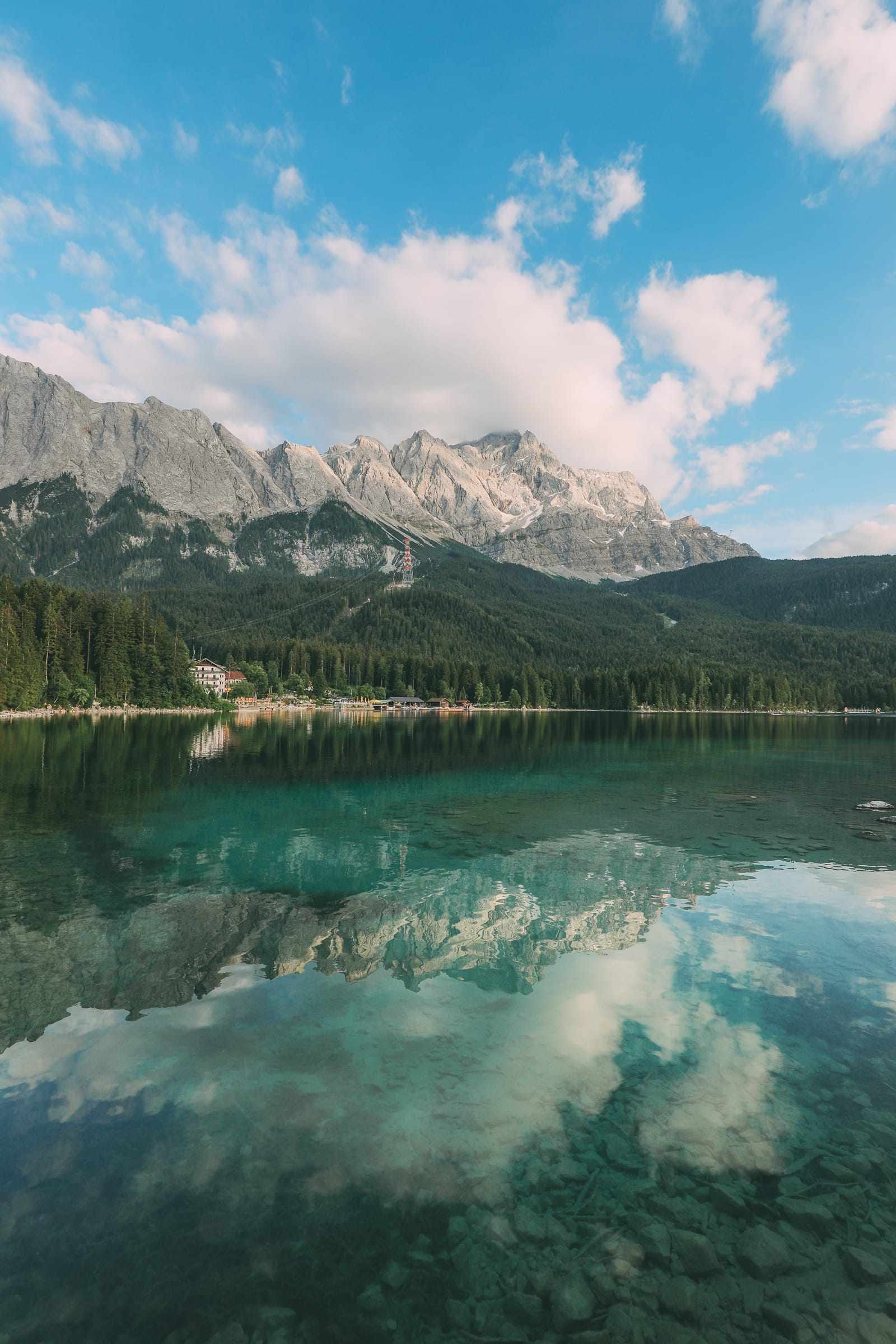 Zugspitze And Eibsee - The Tallest Mountain And One Of The Most Beautiful Lakes In Germany! (40)