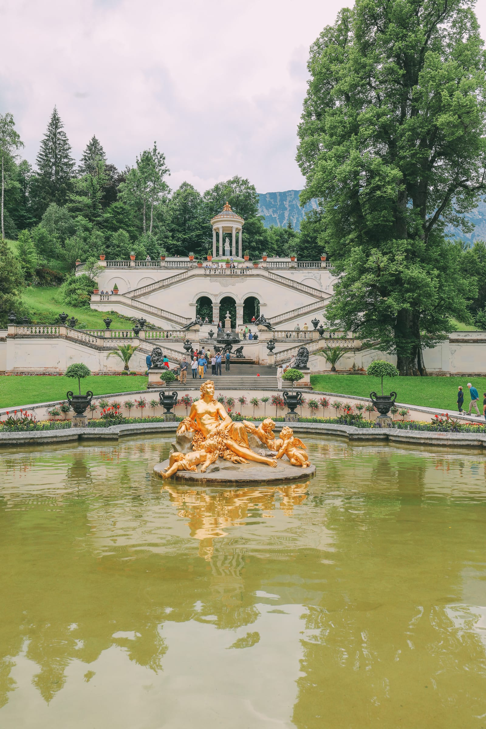 Linderhof Palace - The Small But Absolutely Gorgeous Palace In Germany You Have To Visit! (7)