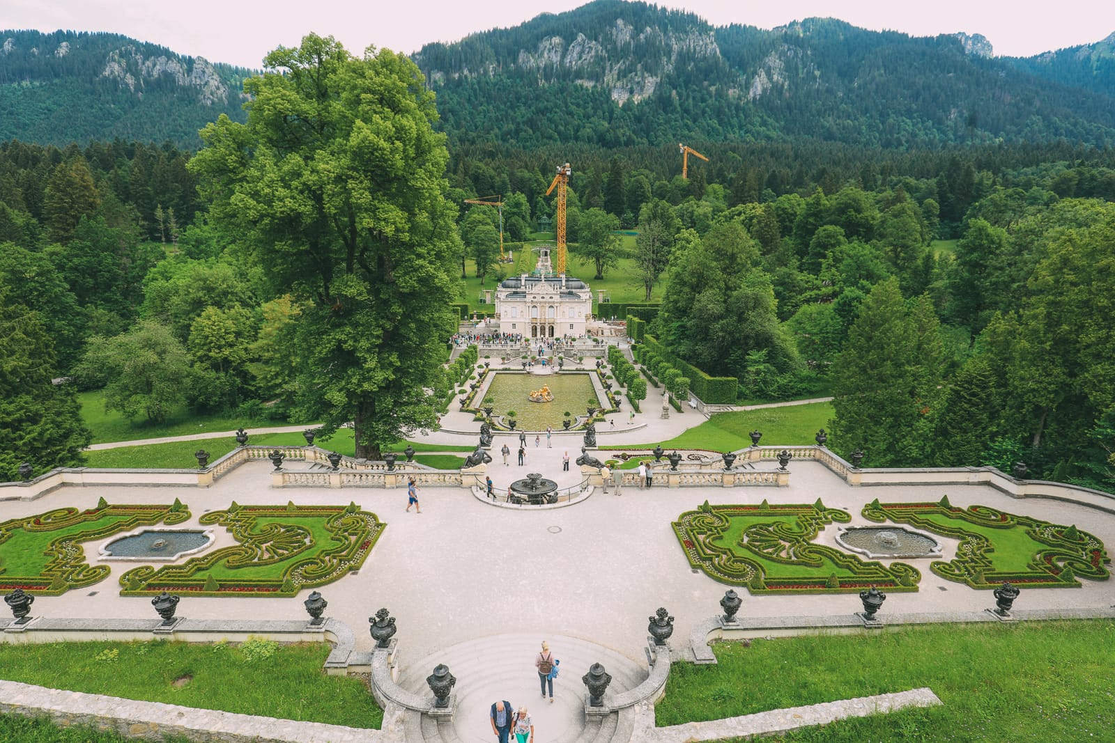 Linderhof Palace - The Small But Absolutely Gorgeous Palace In Germany You Have To Visit! (10)