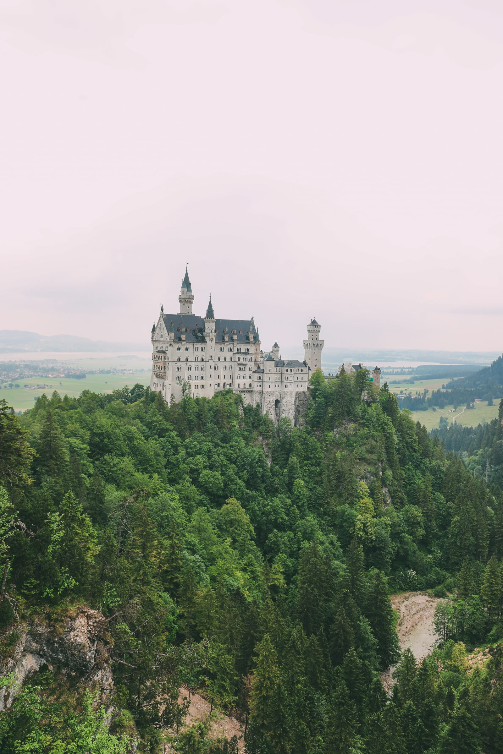 Neuschwanstein Castle - The Most Beautiful Fairytale Castle In Germany You Definitely Have To Visit! (20)