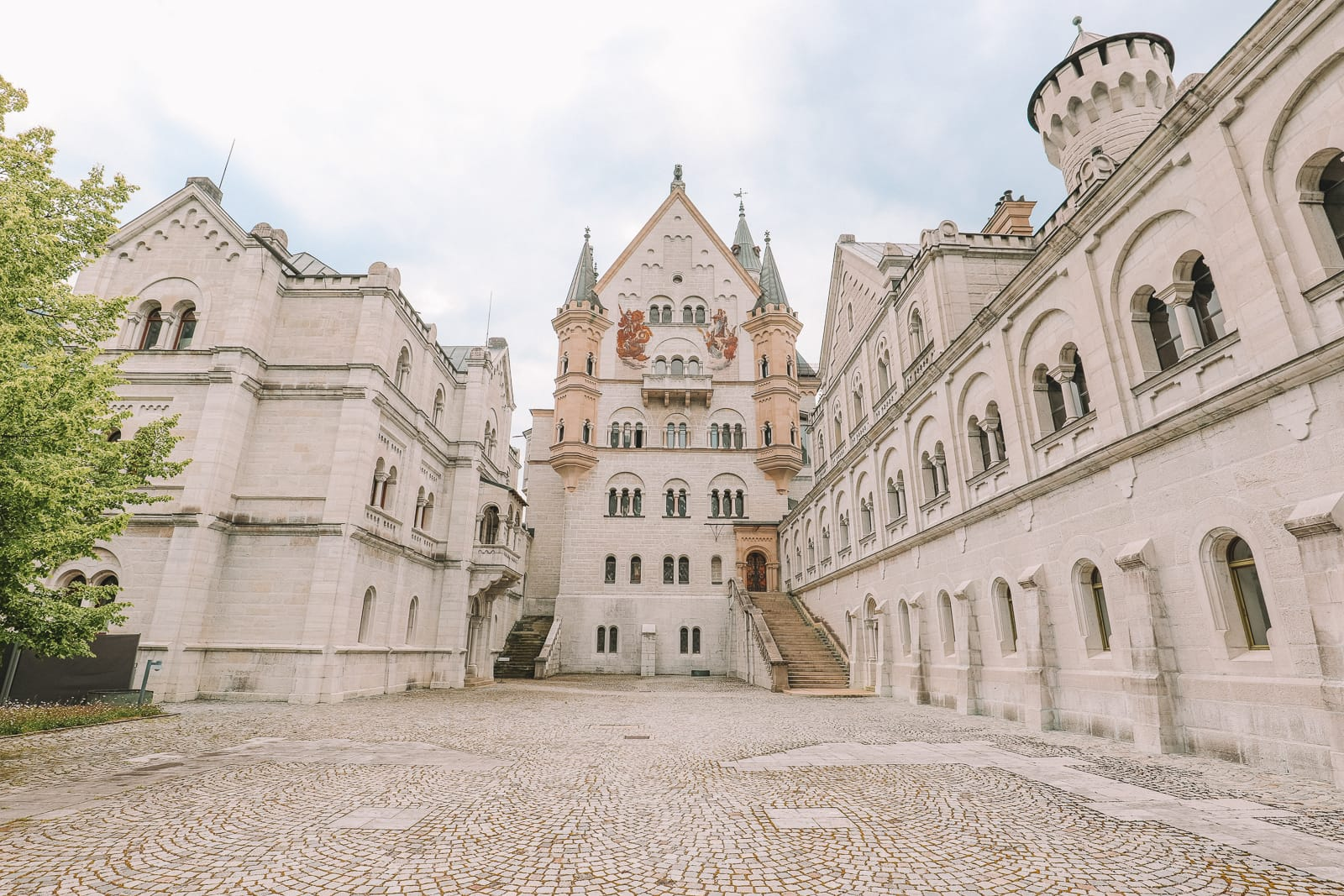 Neuschwanstein Castle - The Most Beautiful Fairytale Castle In Germany You Definitely Have To Visit! (32)