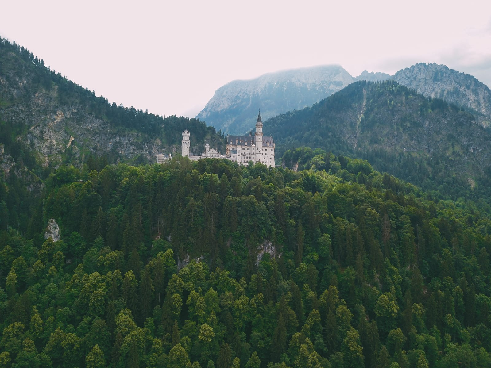 Neuschwanstein Castle - The Most Beautiful Fairytale Castle In Germany You Definitely Have To Visit! (1)