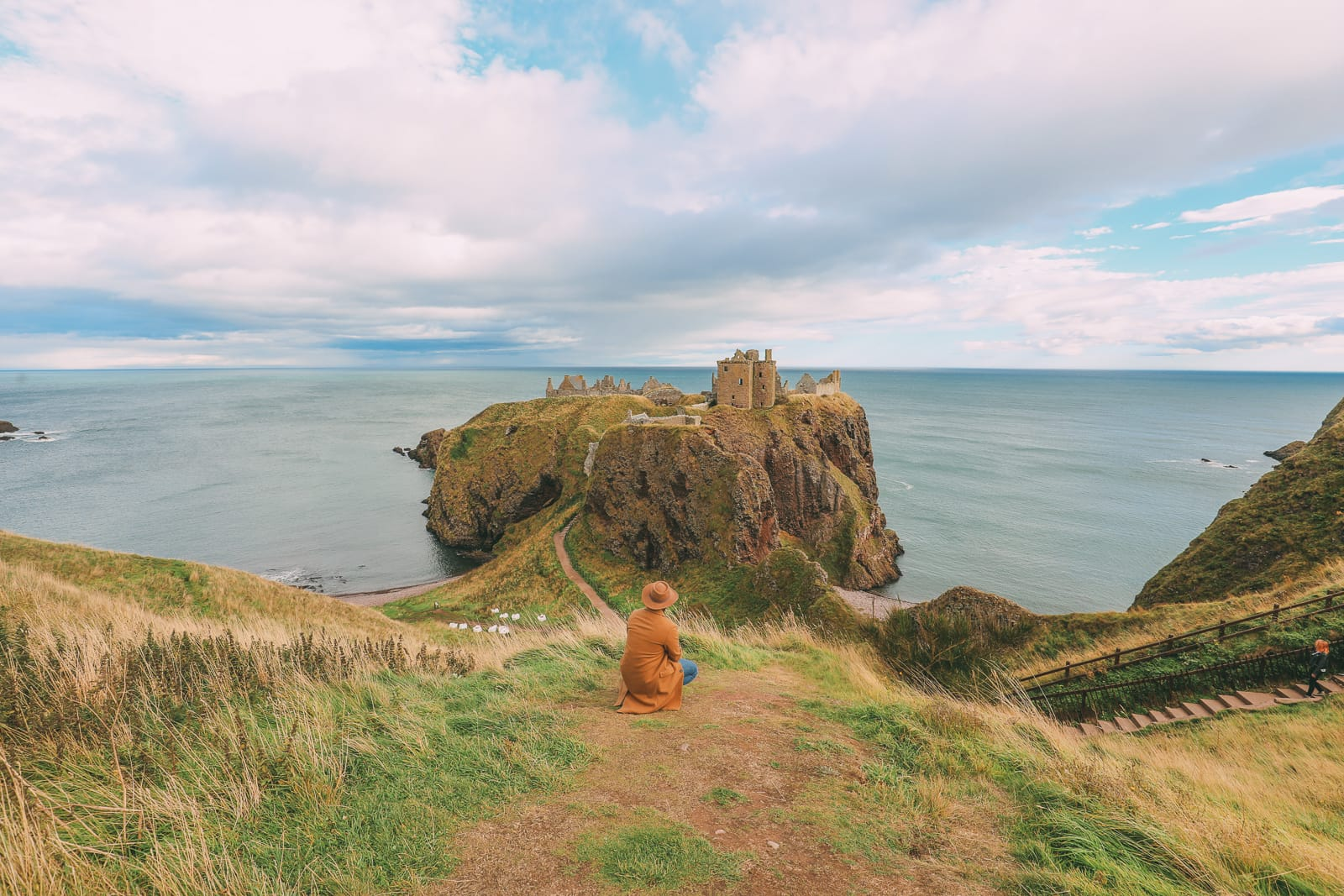 Exploring The Ancient Dunnottar Castle... In Stonehaven, Scotland (15)