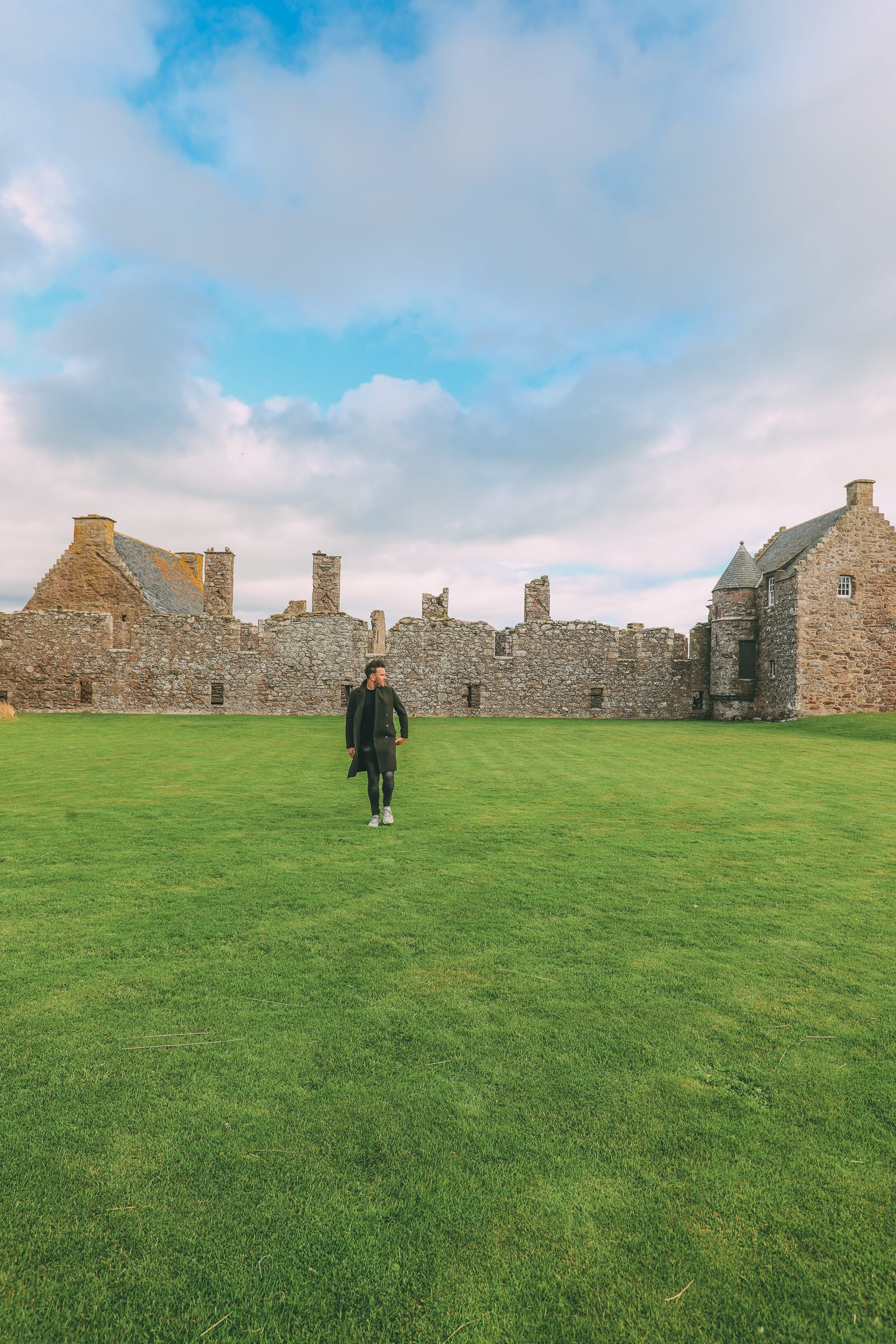 Exploring The Ancient Dunnottar Castle... In Stonehaven, Scotland (25)