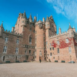 Discovering Two Scottish Gems - The V&A Dundee And The Magnificent Glamis Castle (31)
