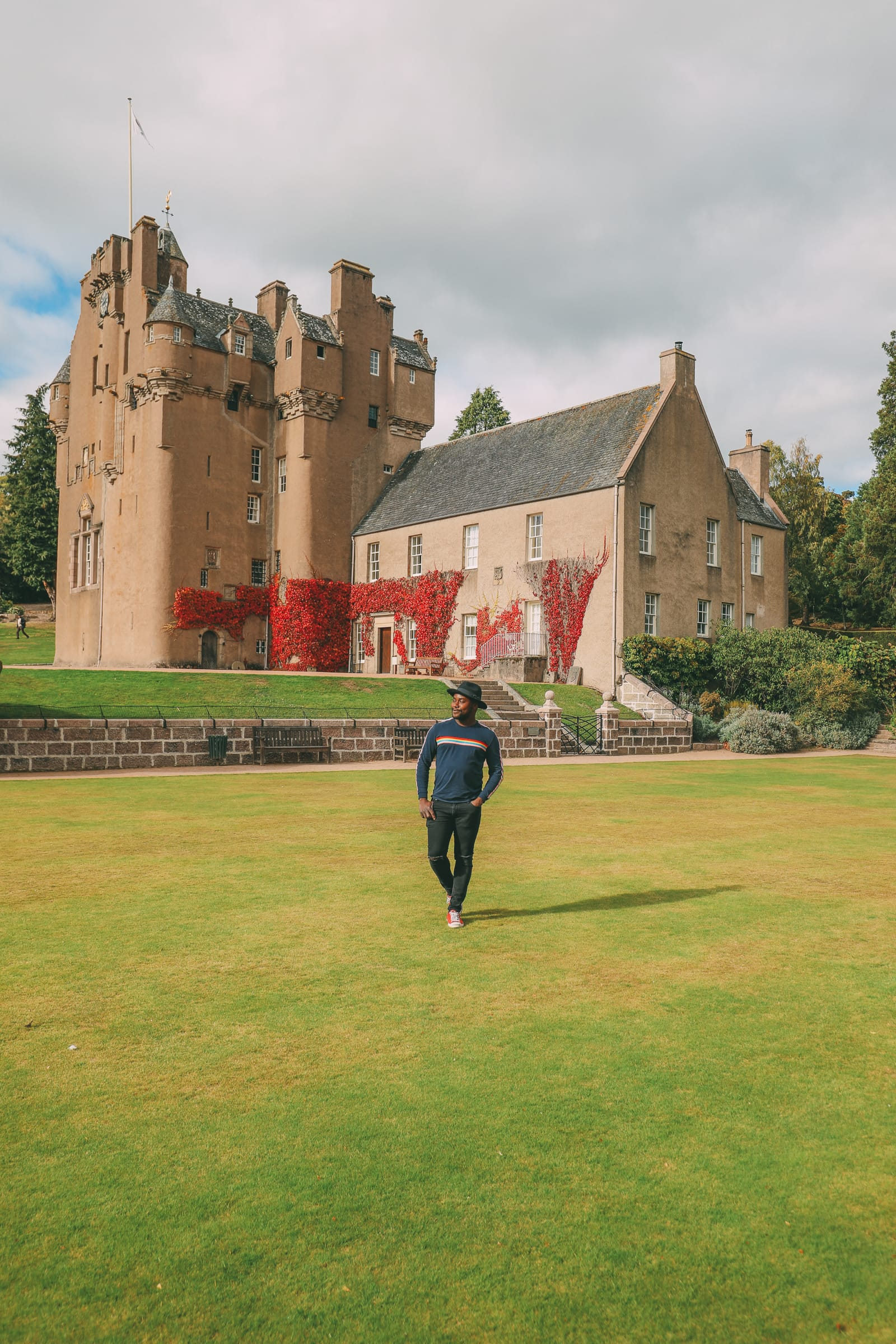 Taking A Step Back Into Ancient Scotland At Crathes Castle | Hand Luggage Only handluggageonly.co.uk