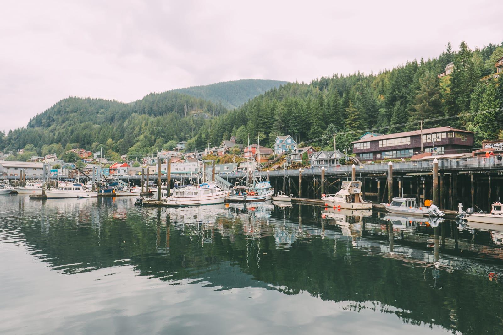 Crabbing In Ketchikan, Alaska (2)