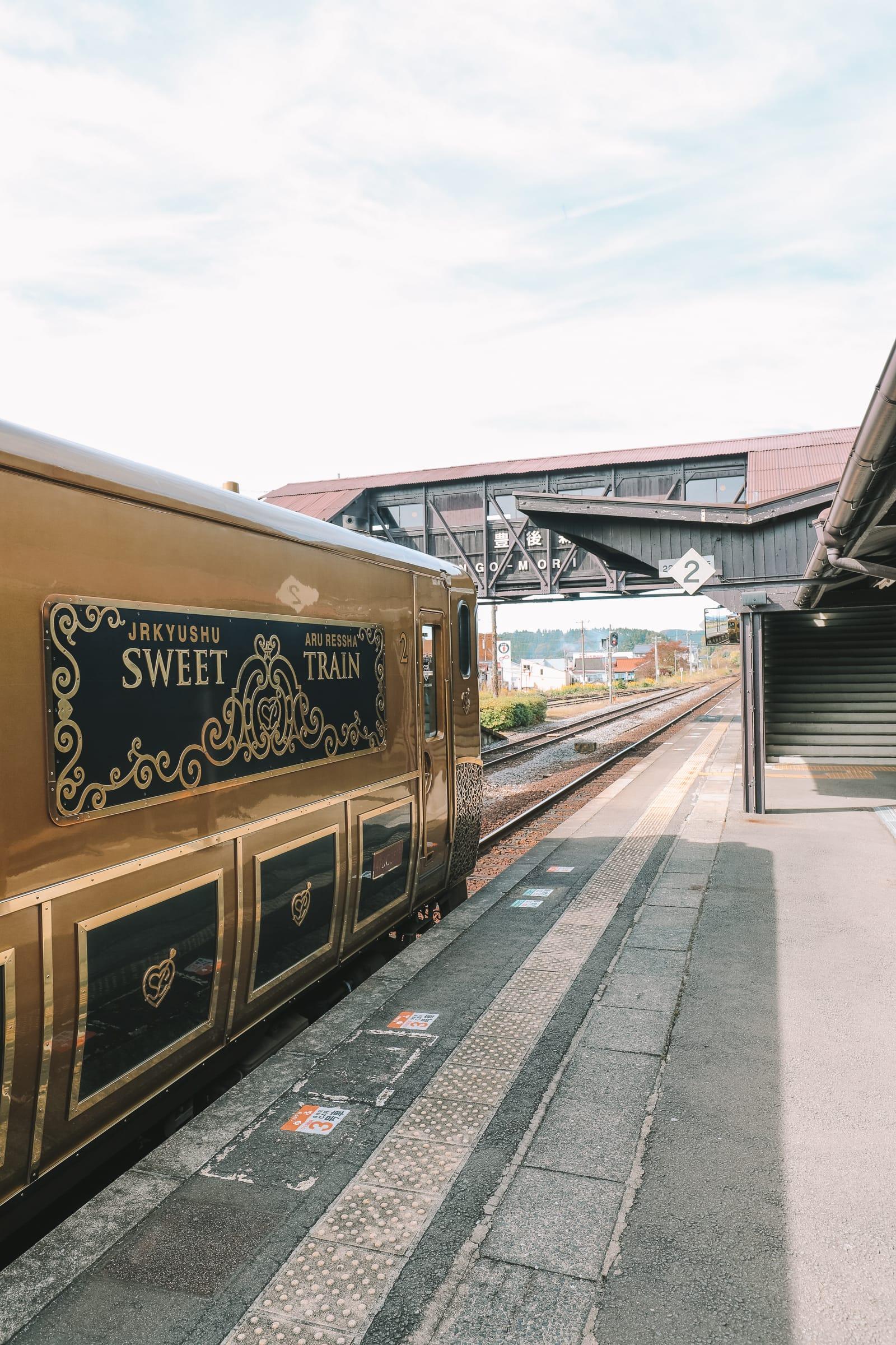 The Aru Ressha Sweet Train, Pretty Little Mamedamachi And A Night In Fukuoka, Japan (21)