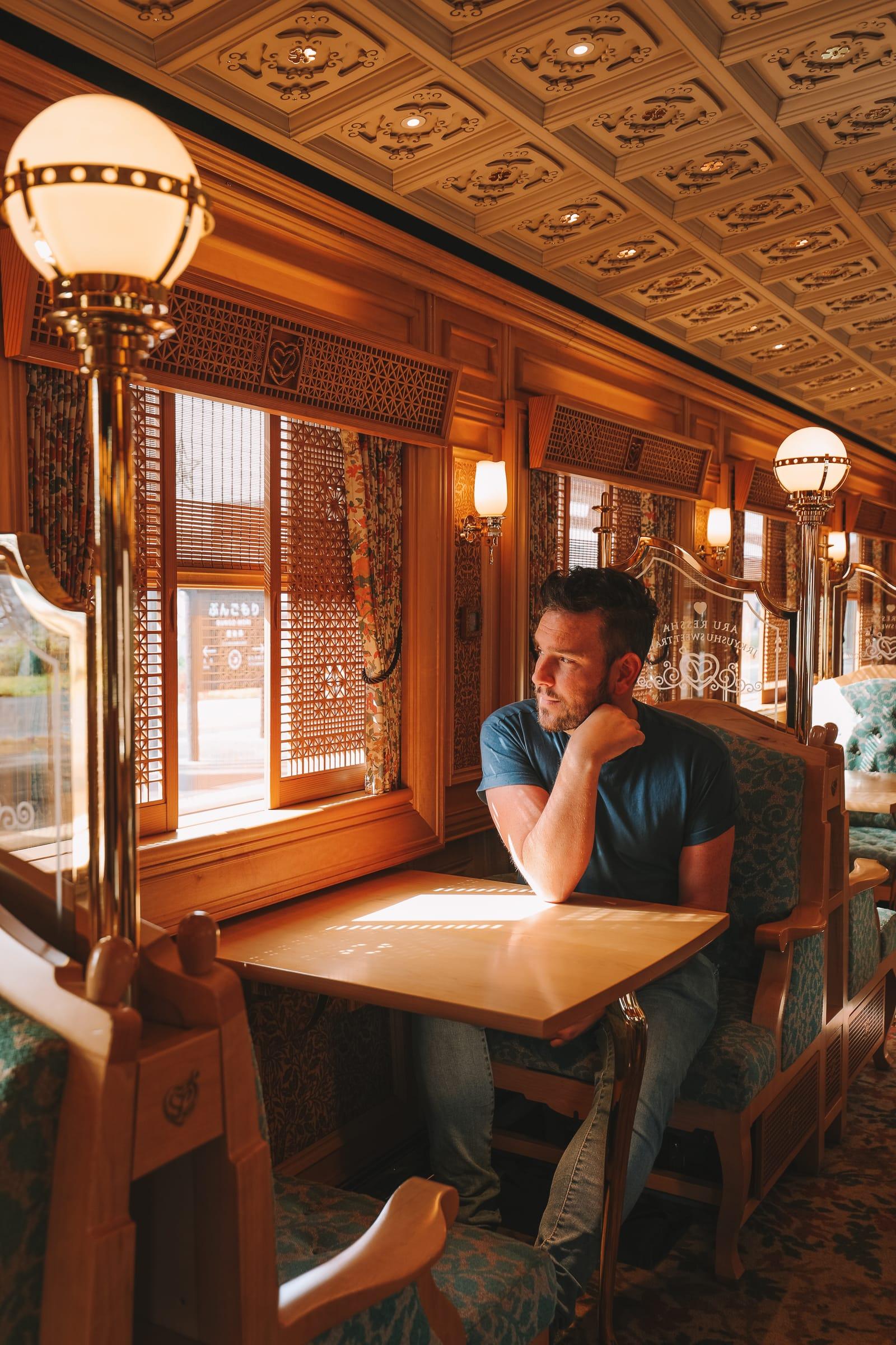 The Aru Ressha Sweet Train, Pretty Little Mamedamachi And A Night In Fukuoka, Japan (23)