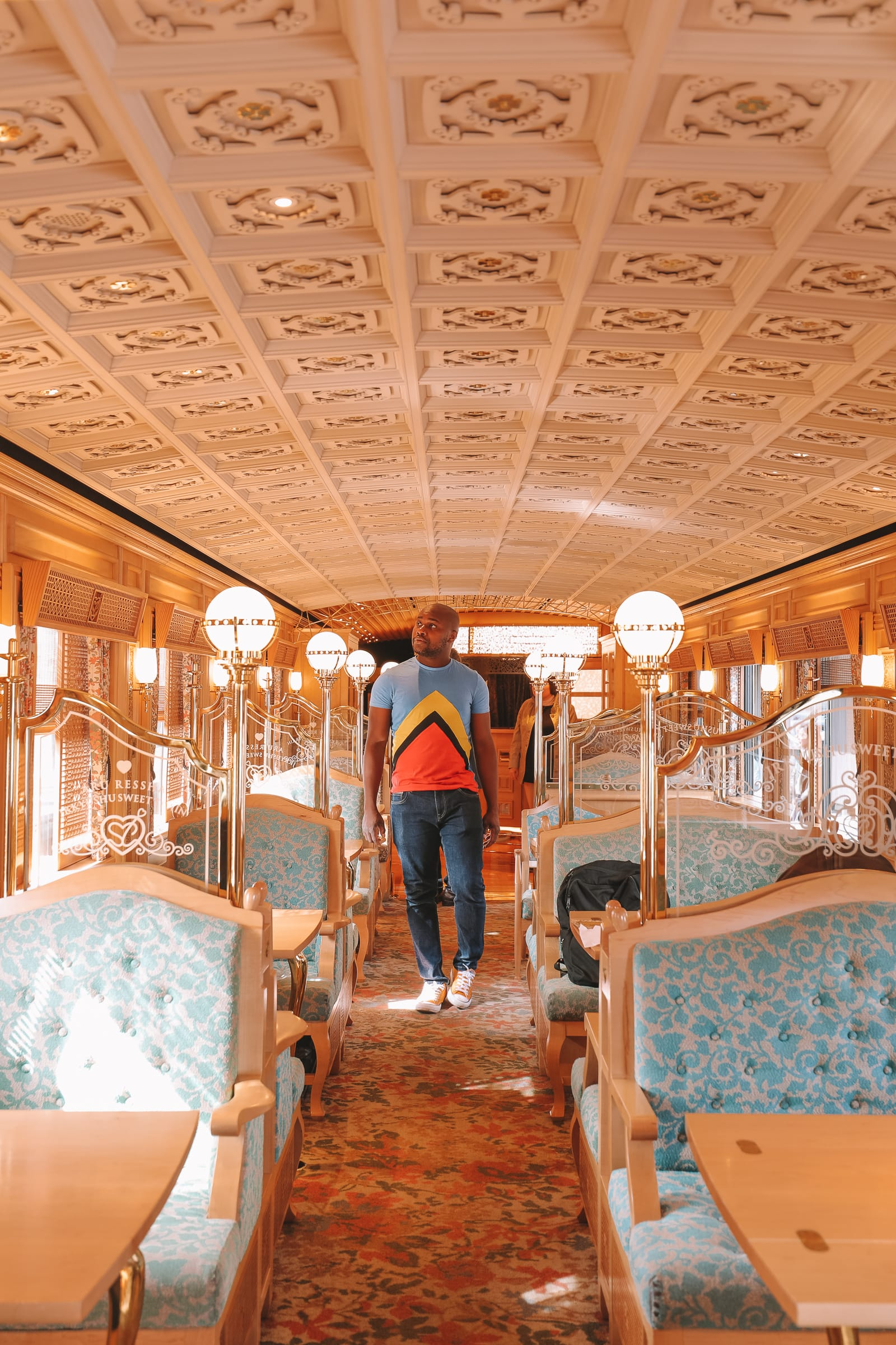 The Aru Ressha Sweet Train, Pretty Little Mamedamachi And A Night In Fukuoka, Japan (24)