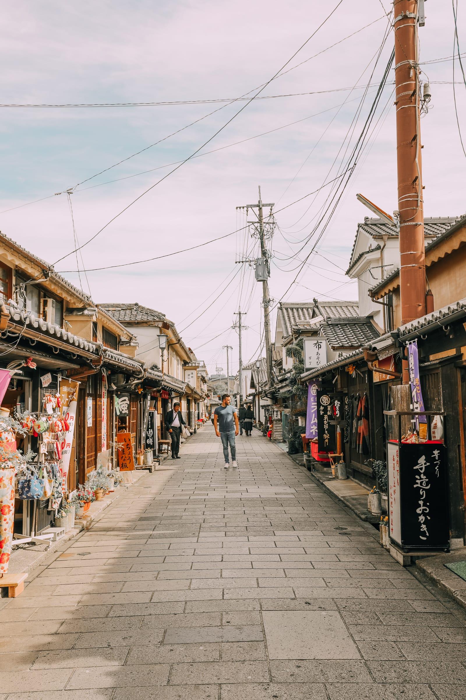 The Aru Ressha Sweet Train, Pretty Little Mamedamachi And A Night In Fukuoka, Japan (32)
