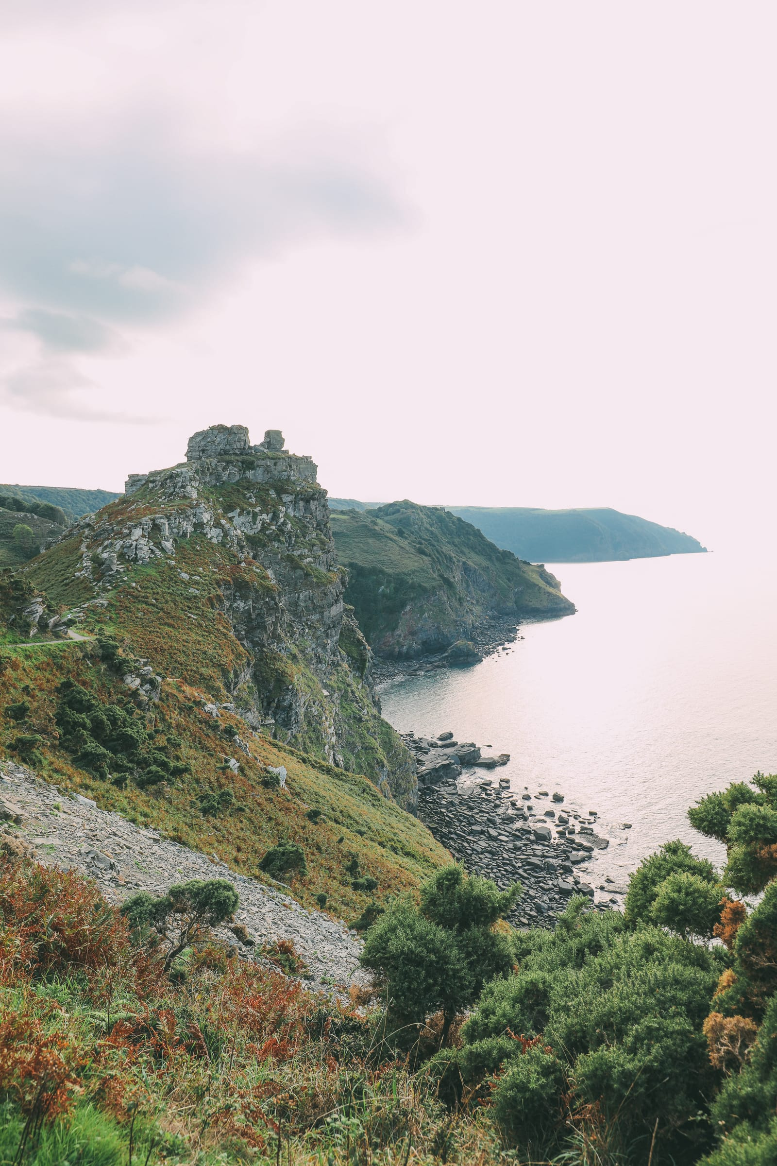 The Absolutely Dramatic Coastline Of Devon, England (49)