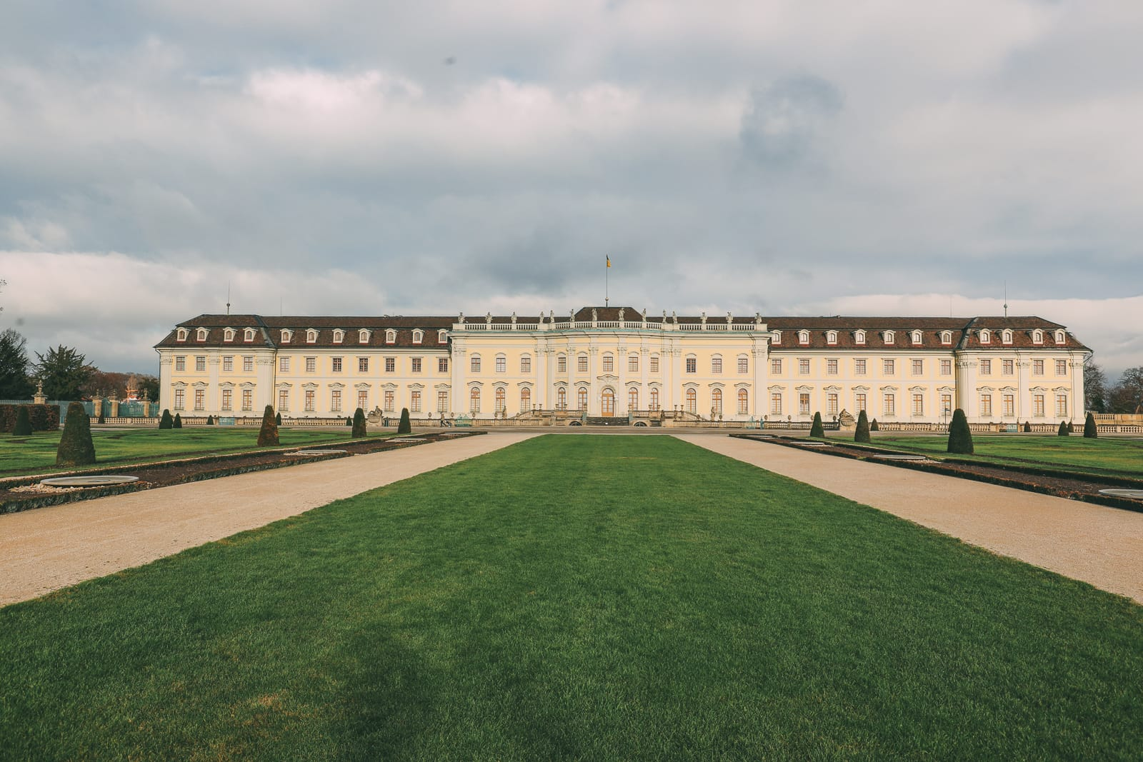 The Beautiful Baroque Ludwigsburg Palace... In Stuttgart, Germany (17)