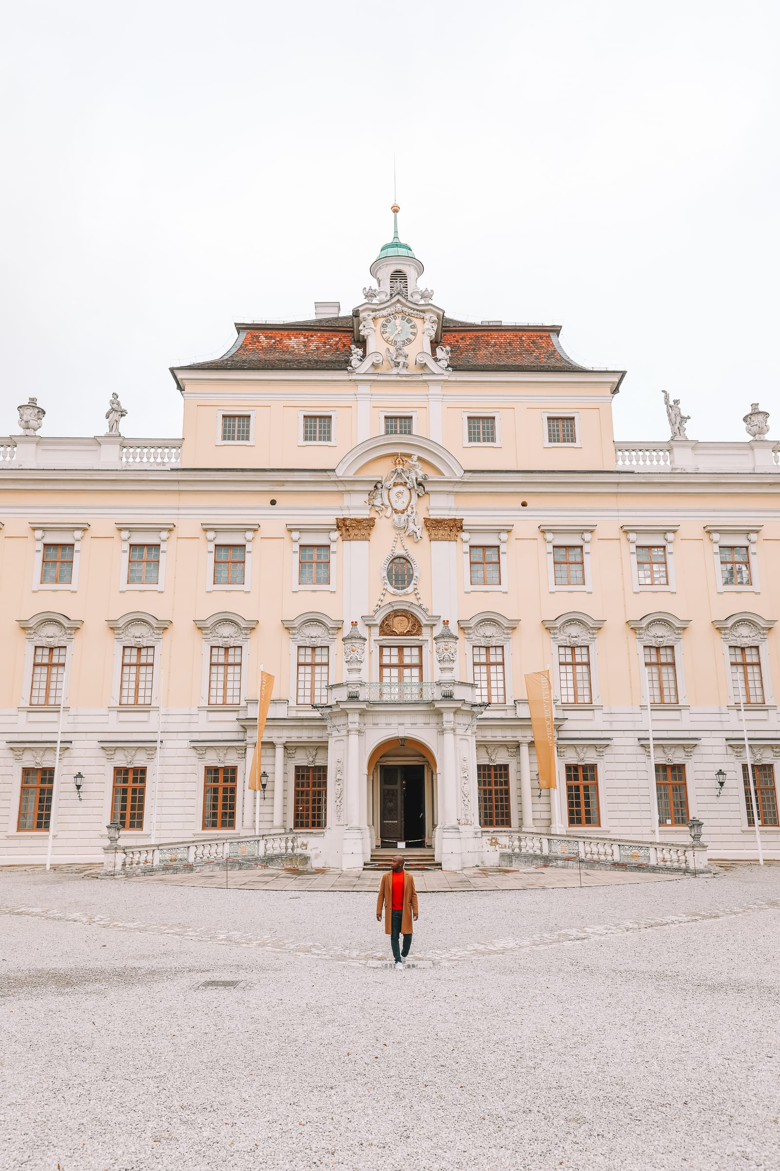 The Beautiful Baroque Ludwigsburg Palace... In Stuttgart, Germany (25)