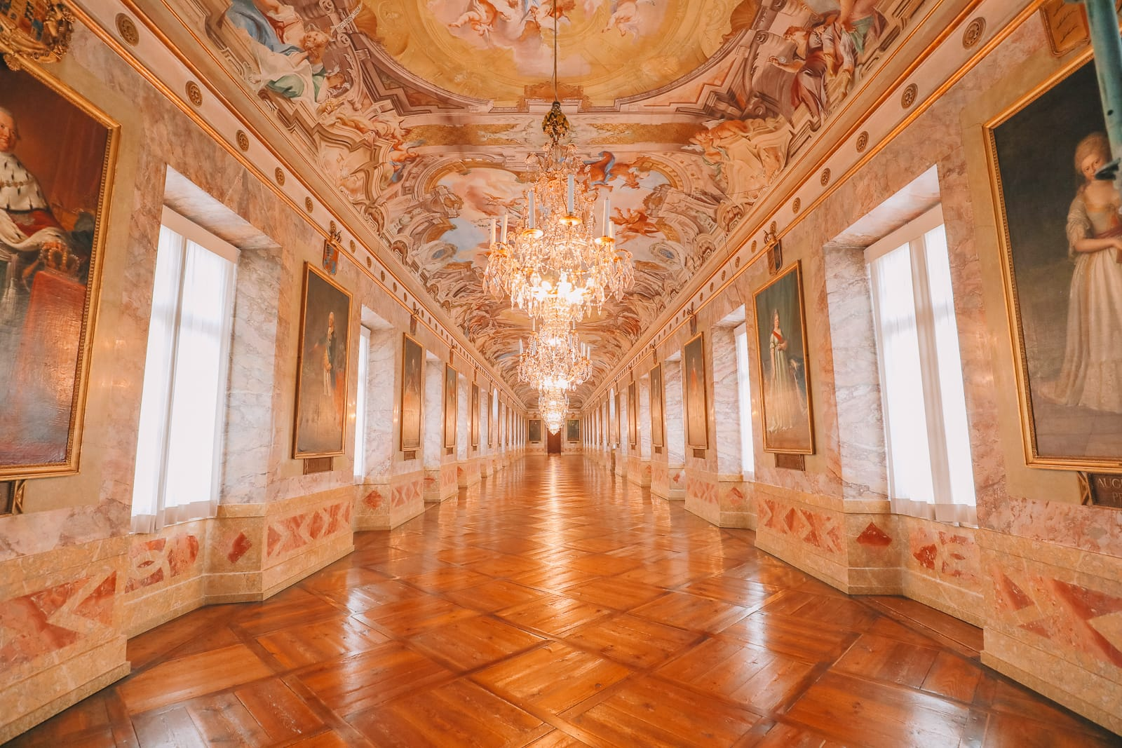 The Beautiful Baroque Ludwigsburg Palace... In Stuttgart, Germany (34)