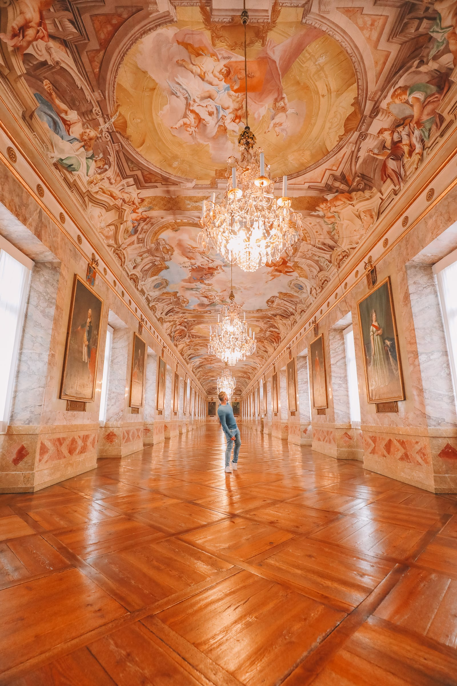 The Beautiful Baroque Ludwigsburg Palace... In Stuttgart, Germany (36)