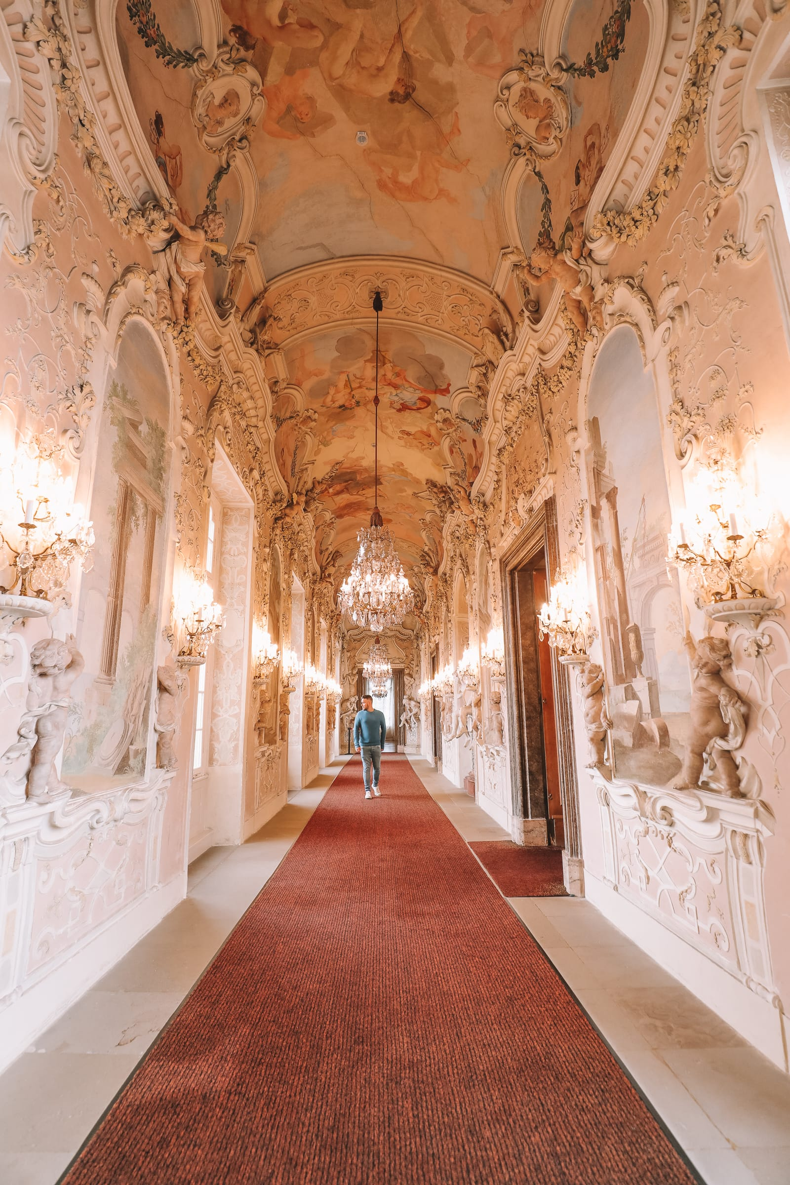 The Beautiful Baroque Ludwigsburg Palace... In Stuttgart, Germany (44)