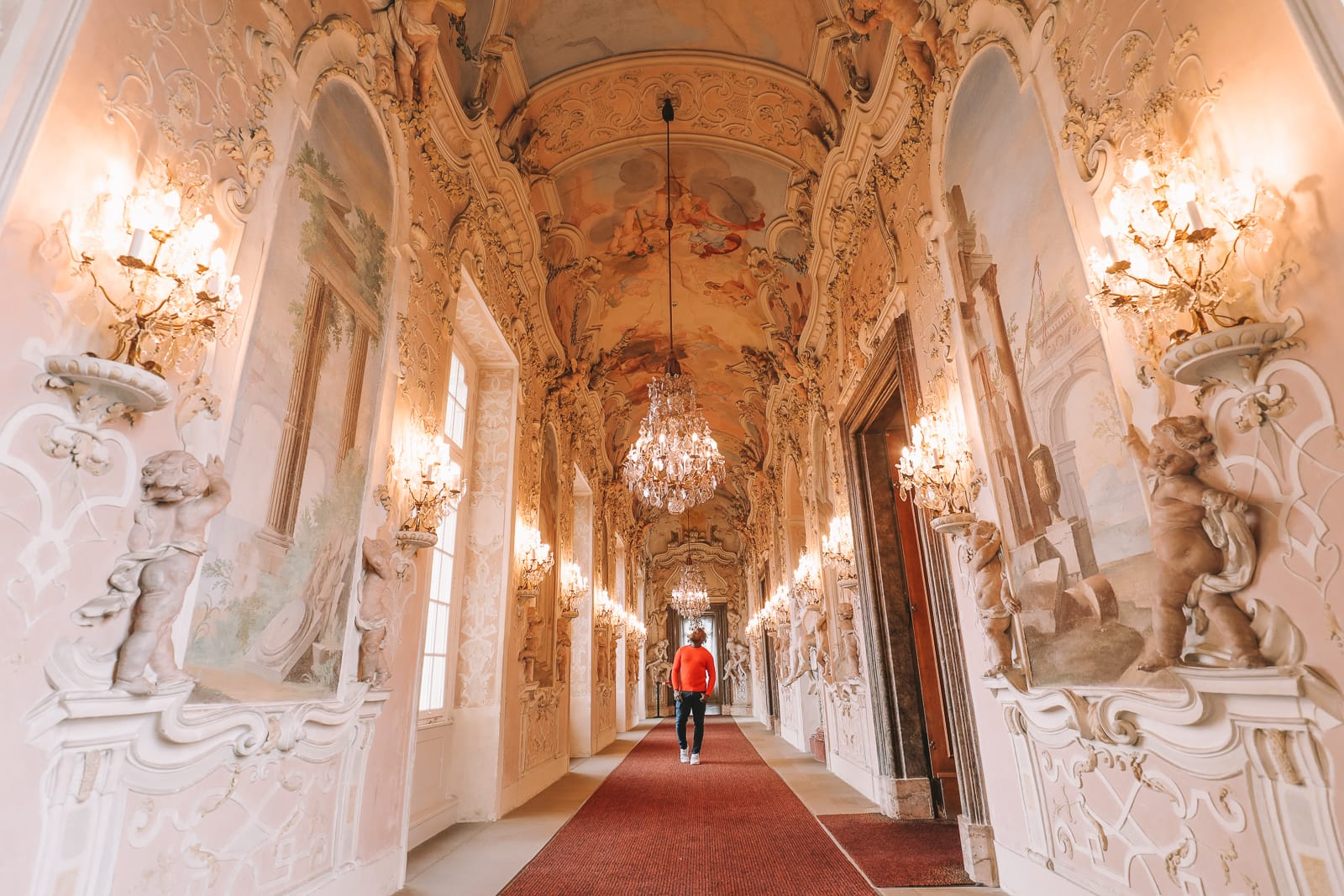 The Beautiful Baroque Ludwigsburg Palace... In Stuttgart, Germany (45)