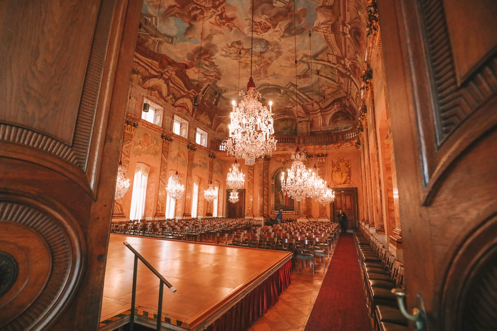 The Beautiful Baroque Ludwigsburg Palace... In Stuttgart, Germany (51)