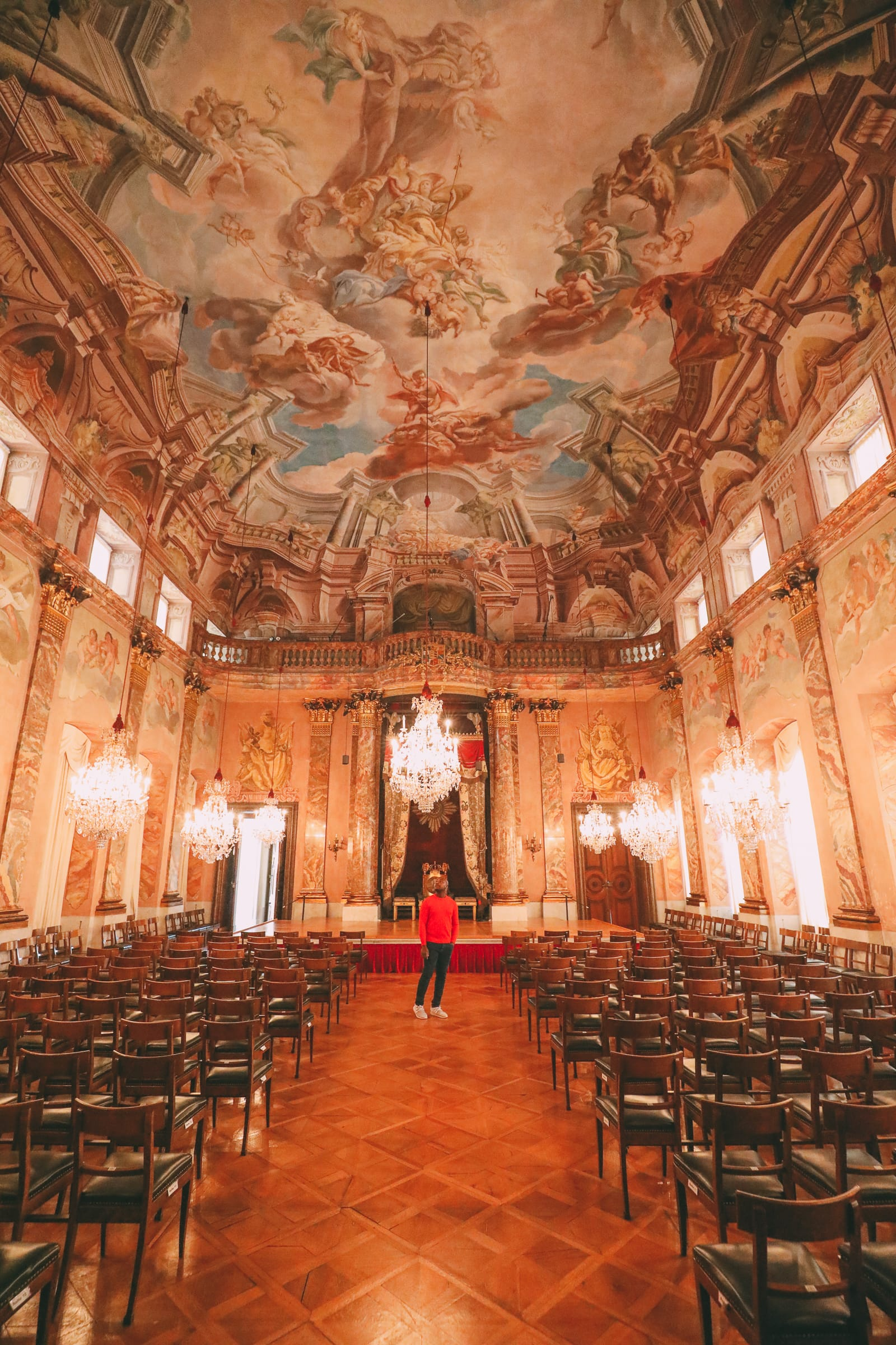 The Beautiful Baroque Ludwigsburg Palace... In Stuttgart, Germany (53)