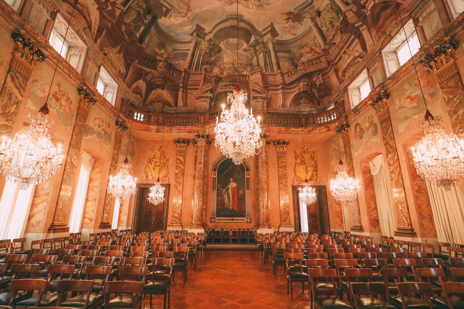 The Beautiful Baroque Ludwigsburg Palace... In Stuttgart, Germany (54)