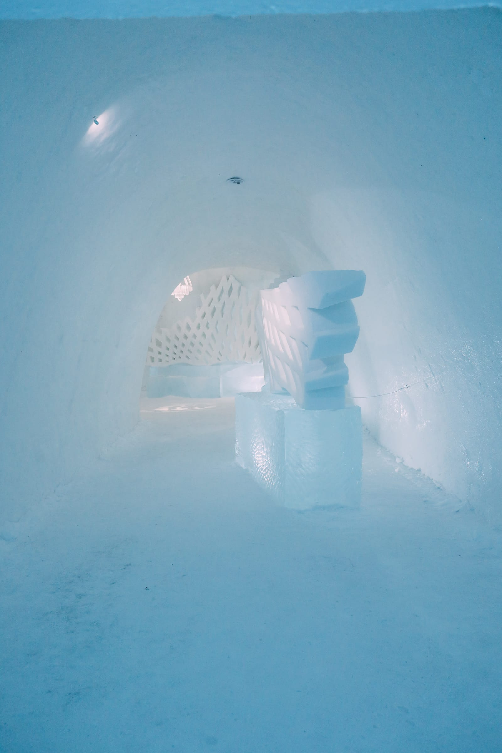 Arrival At The ICEHOTEL In Lapland, Sweden (30)