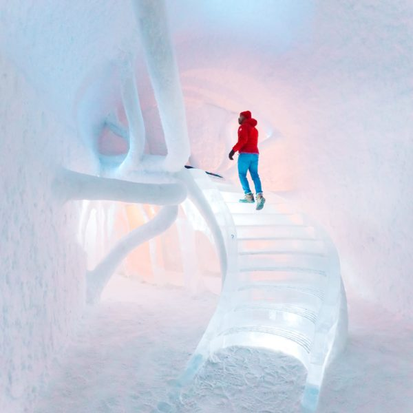 Here's What The ICEHOTEL Looks Like Inside (9)
