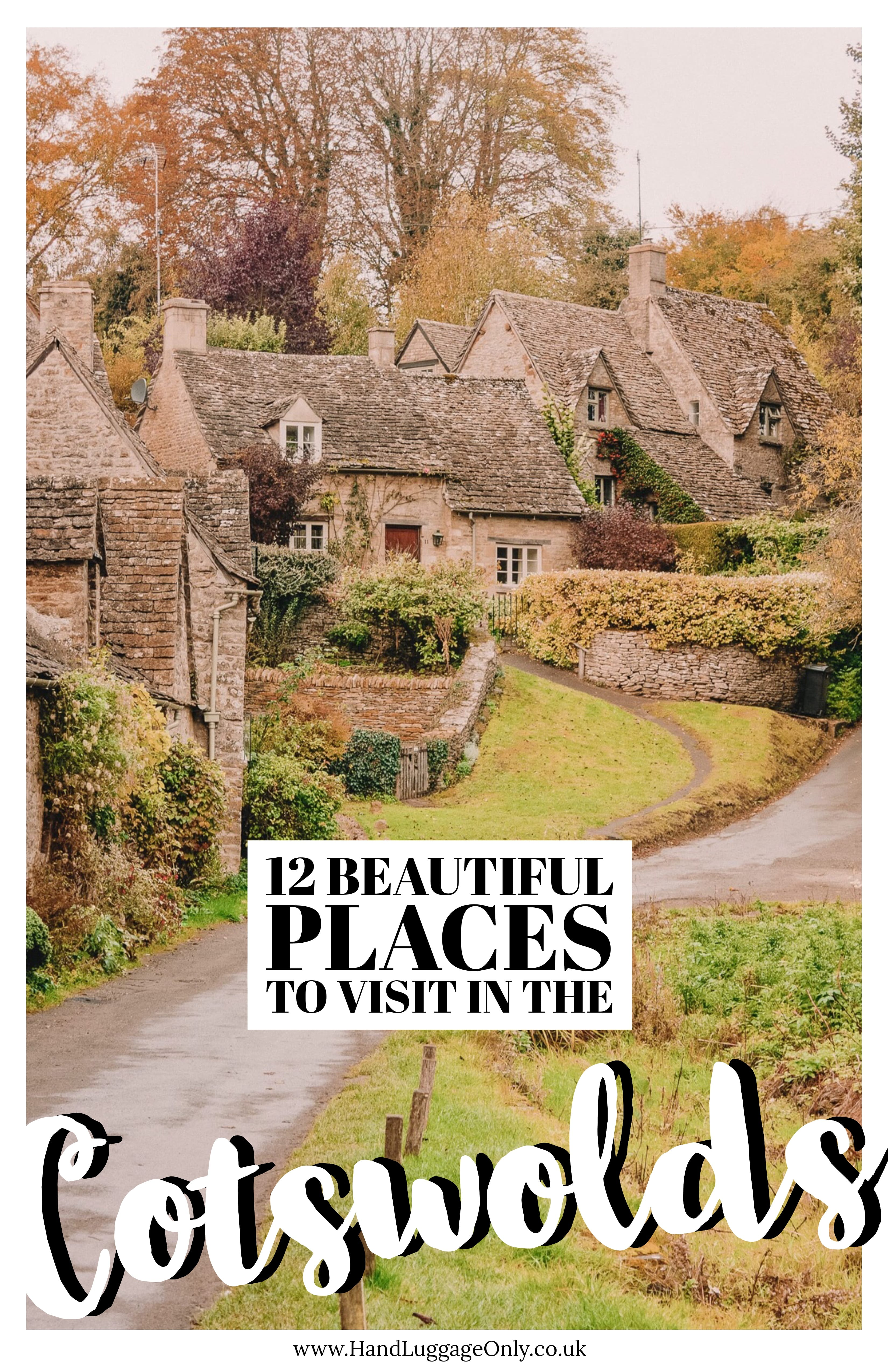 14 Best Places In The Cotswolds You Should Visit (1)