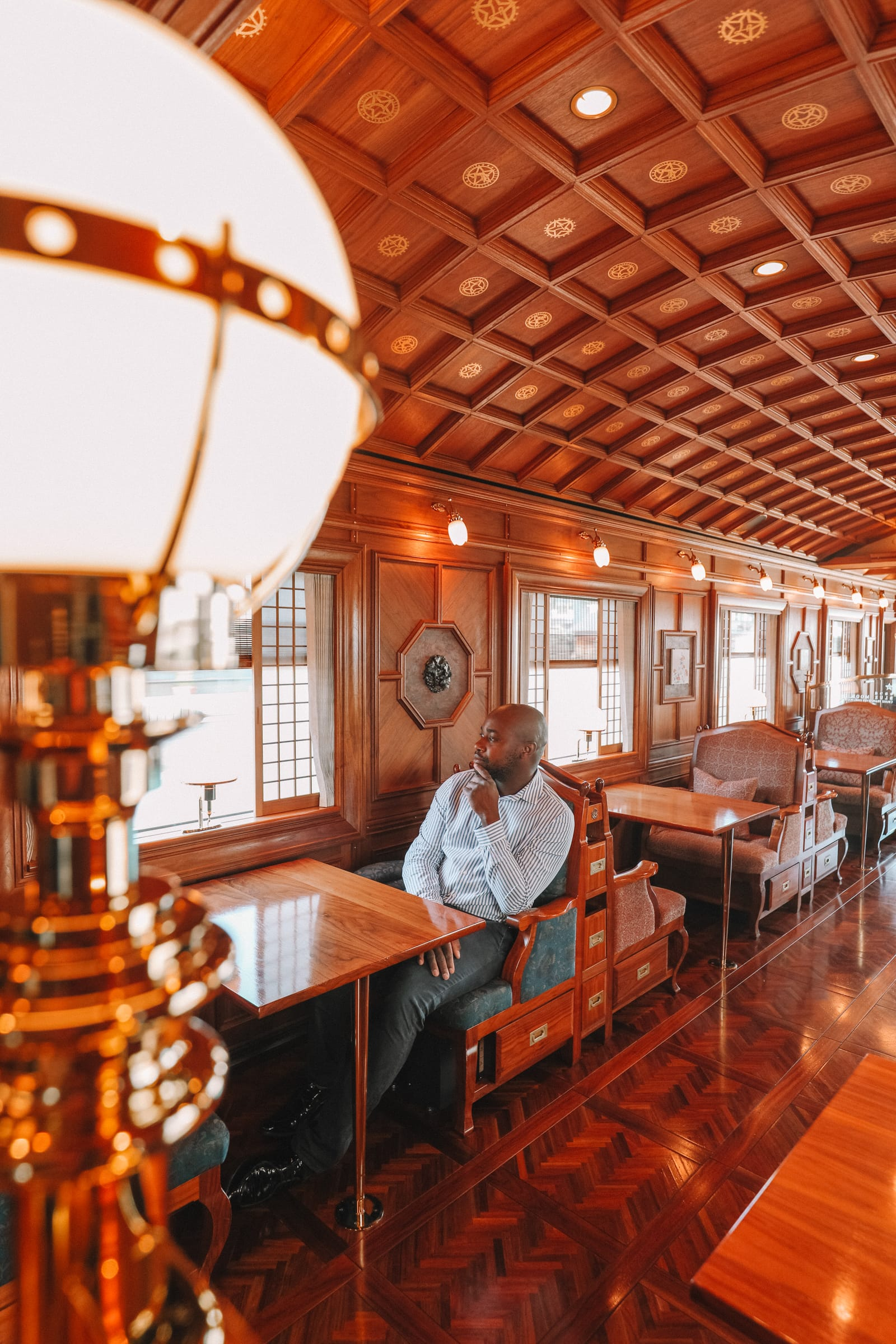 Seven Stars In Kyushu - One Of The Most Luxurious Train Journeys In The World (7)