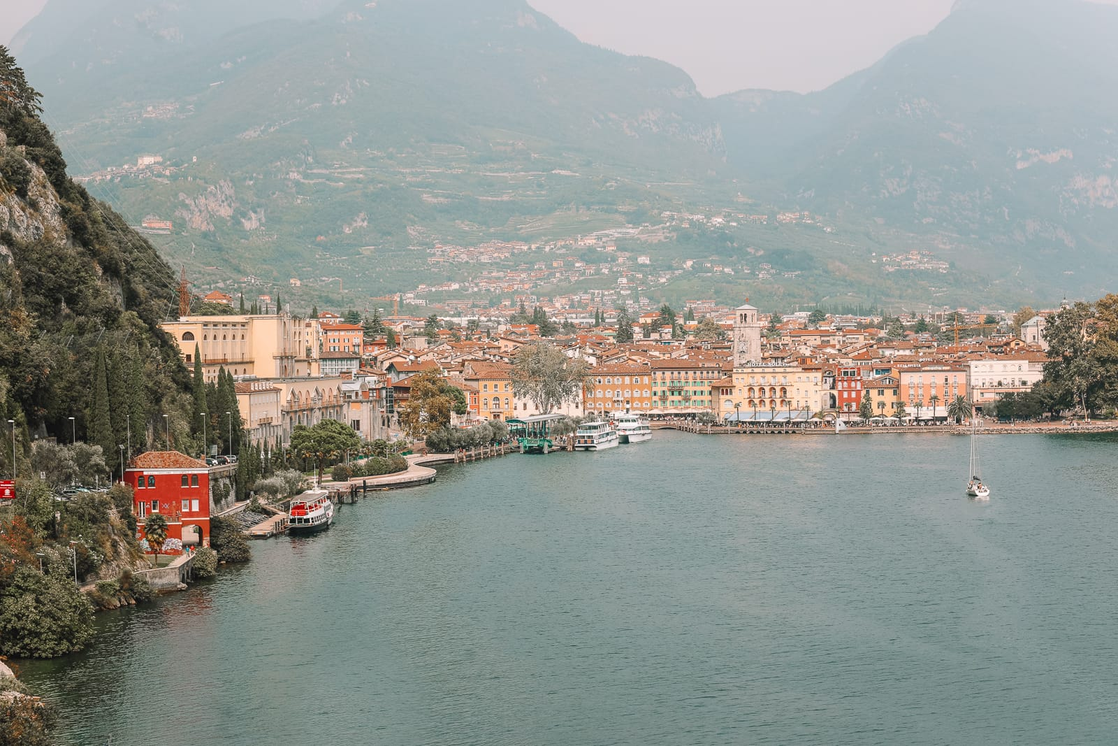 A Day By Lake Garda... In Trentino, Italy (18)