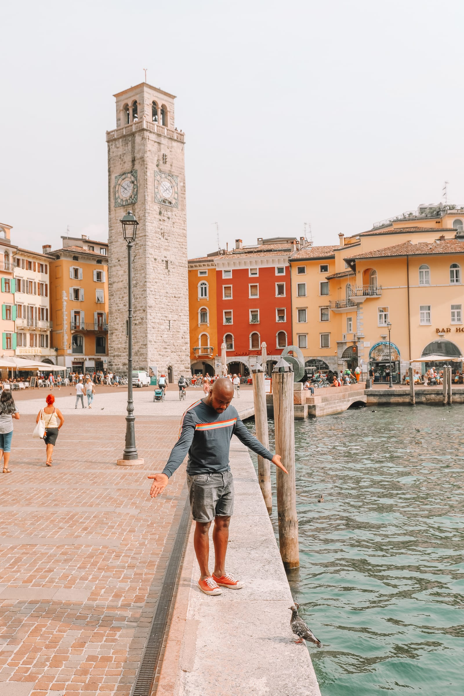 A Day By Lake Garda... In Trentino, Italy (23)