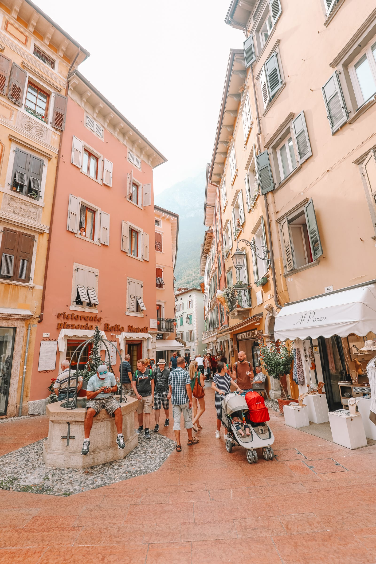 A Day By Lake Garda... In Trentino, Italy (29)