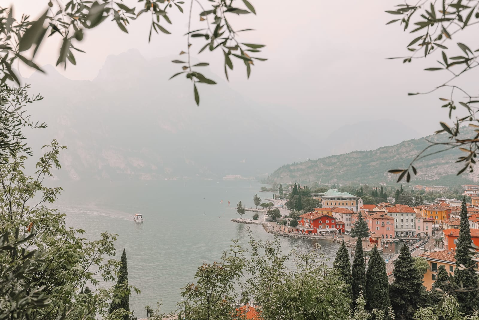 A Day By Lake Garda... In Trentino, Italy (40)