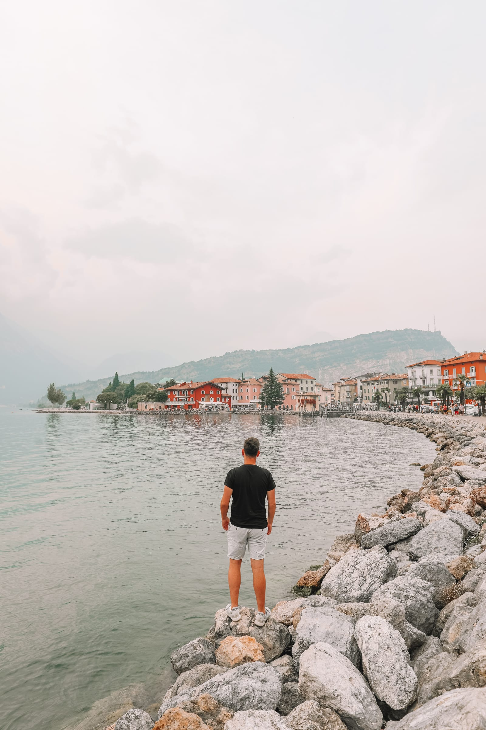A Day By Lake Garda... In Trentino, Italy (45)