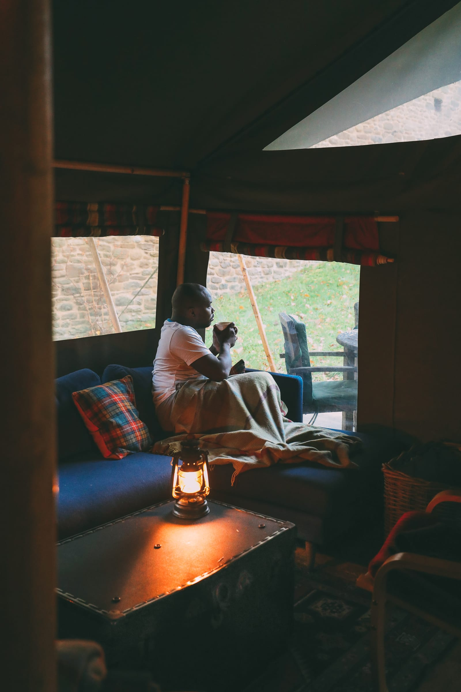 Finding Robin Hood's Bow And Safari Lodging In The Peak District, England (47)