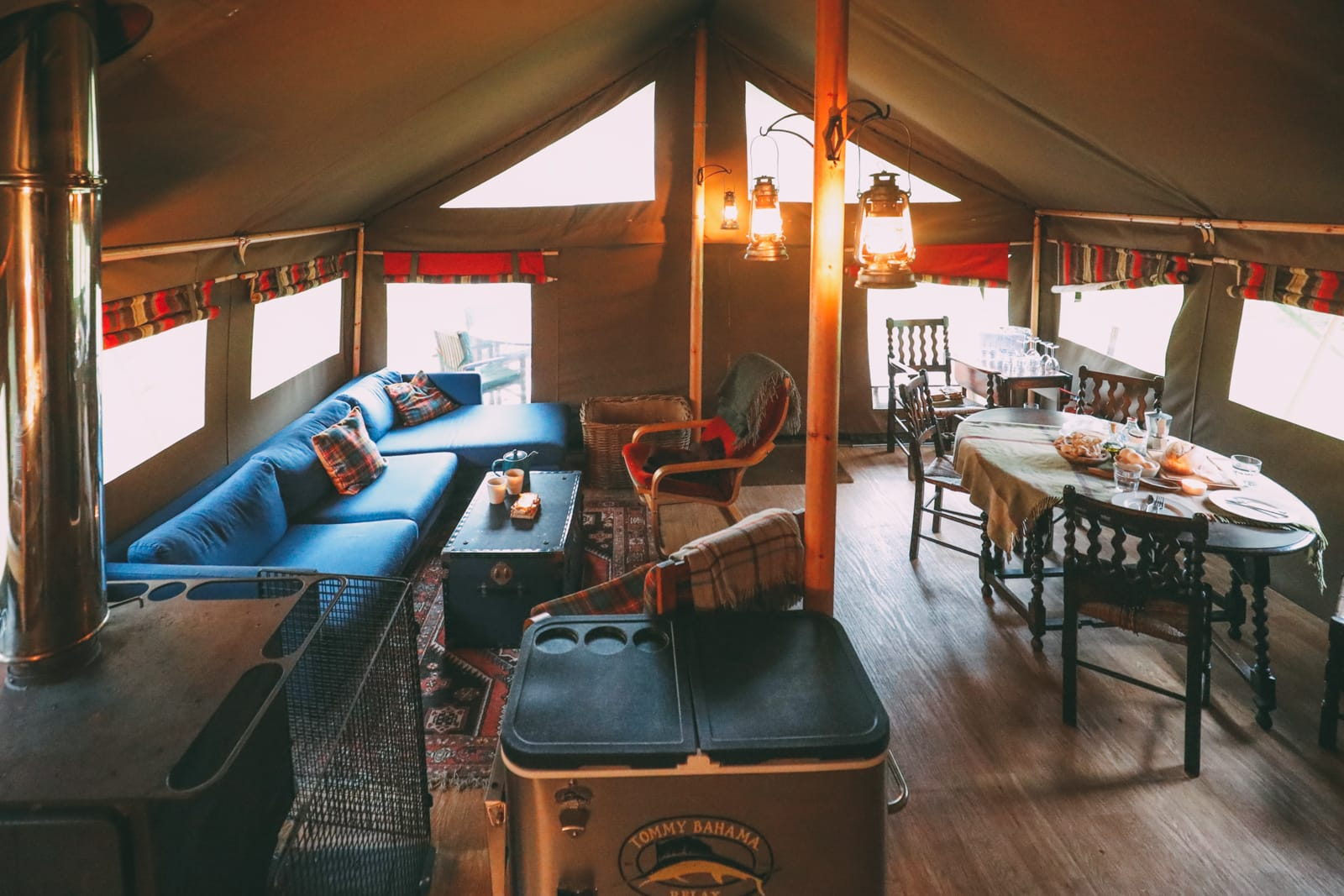 Finding Robin Hood's Bow And Safari Lodging In The Peak District, England (38)